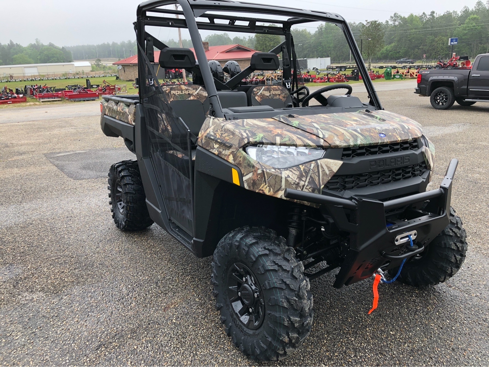 2019 Polaris Ranger XP 1000 EPS Back Country Limited Edition in Saucier, Mississippi - Photo 1