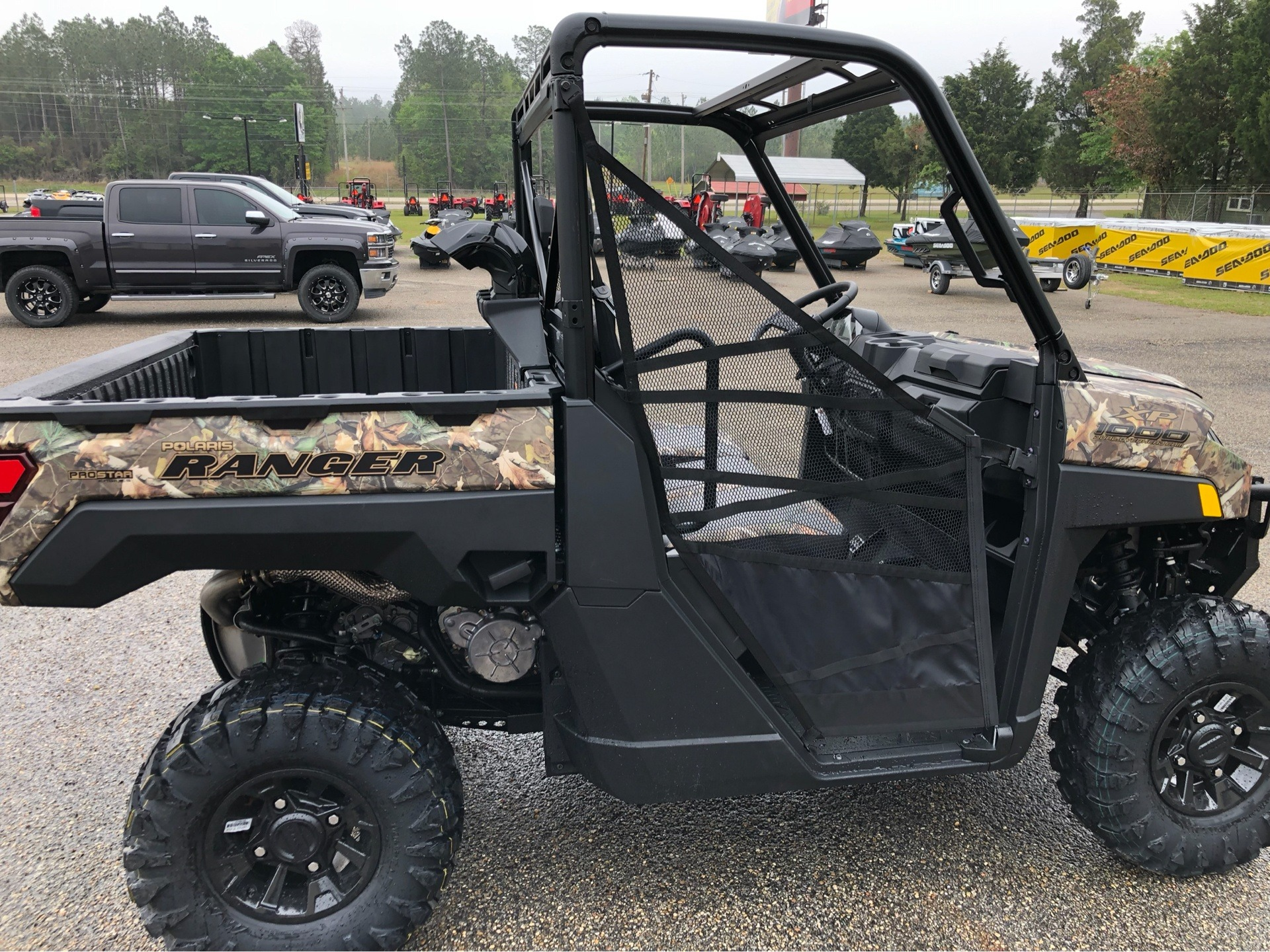 2019 Polaris Ranger XP 1000 EPS Back Country Limited Edition in Saucier, Mississippi - Photo 3