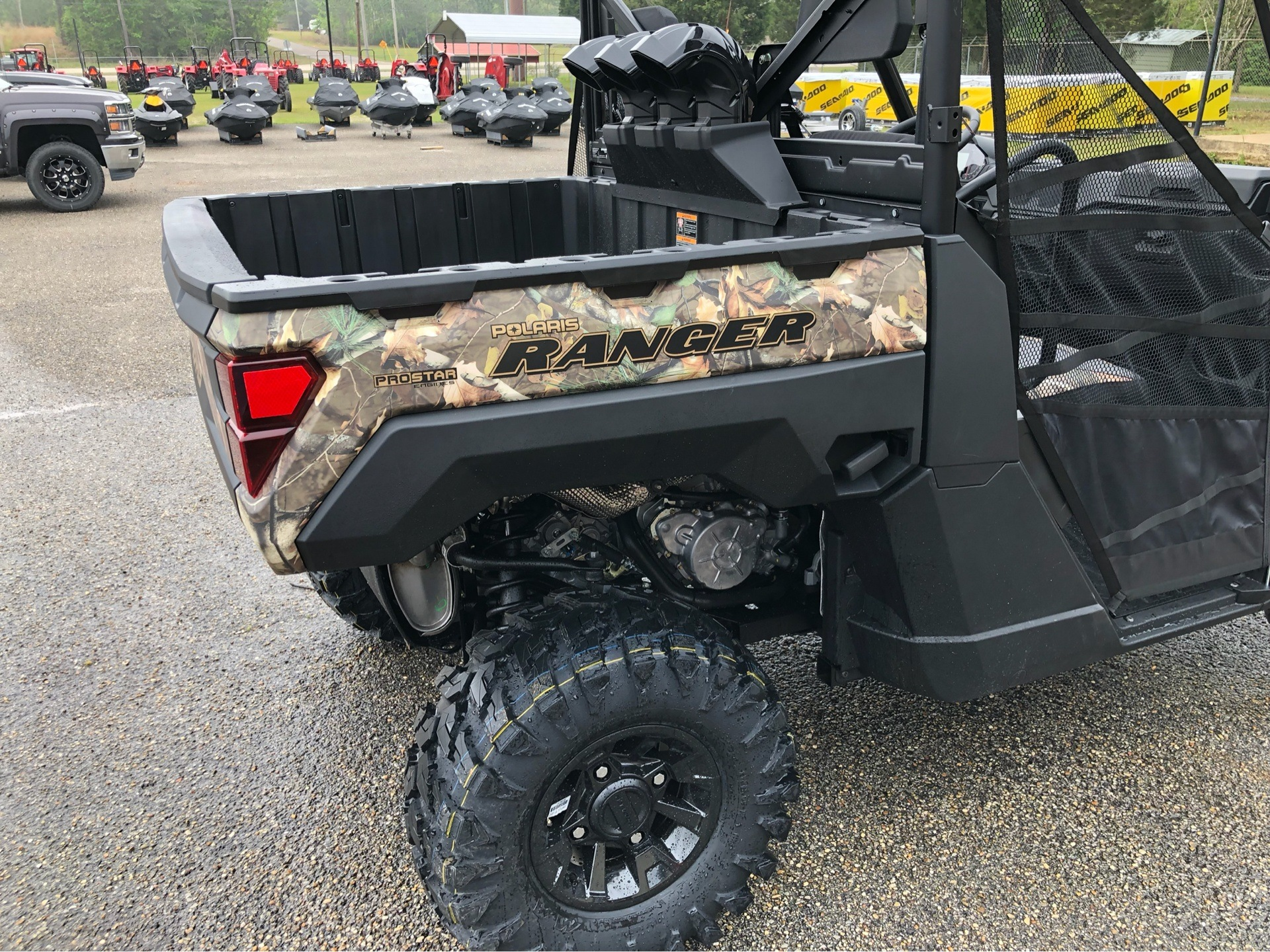 2019 Polaris Ranger XP 1000 EPS Back Country Limited Edition in Saucier, Mississippi - Photo 4