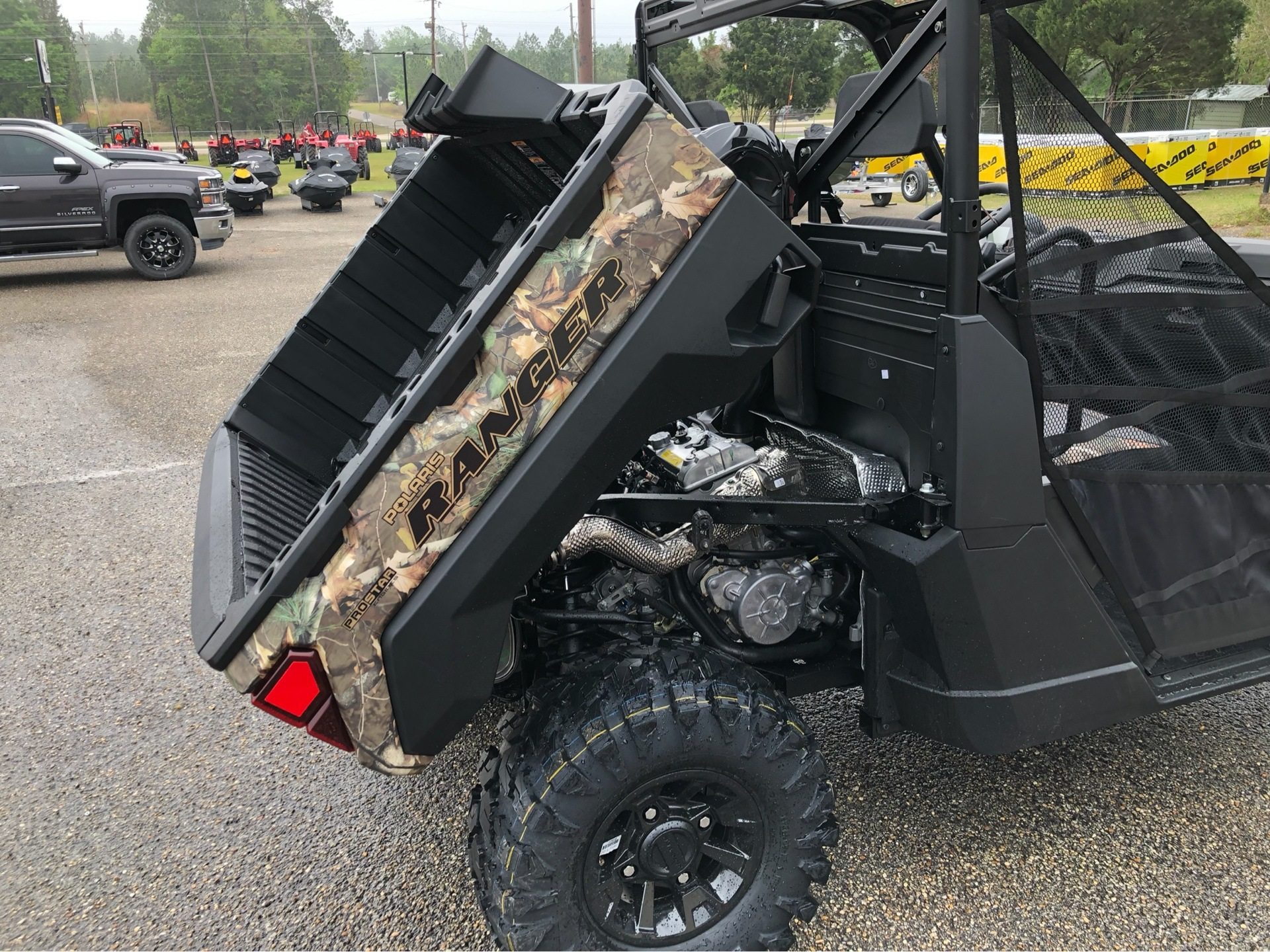 2019 Polaris Ranger XP 1000 EPS Back Country Limited Edition in Saucier, Mississippi - Photo 5