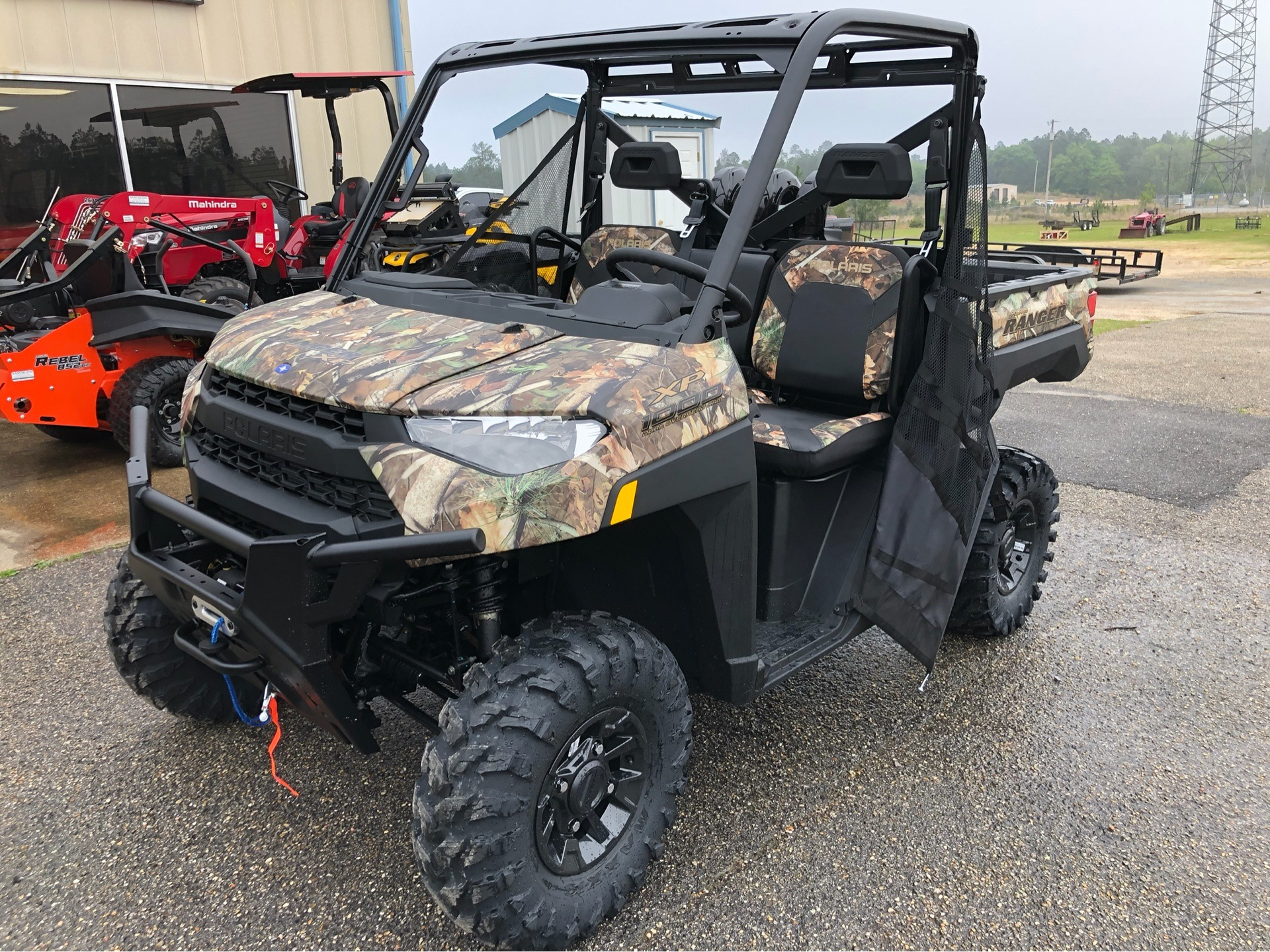 2019 Polaris Ranger XP 1000 EPS Back Country Limited Edition in Saucier, Mississippi - Photo 9