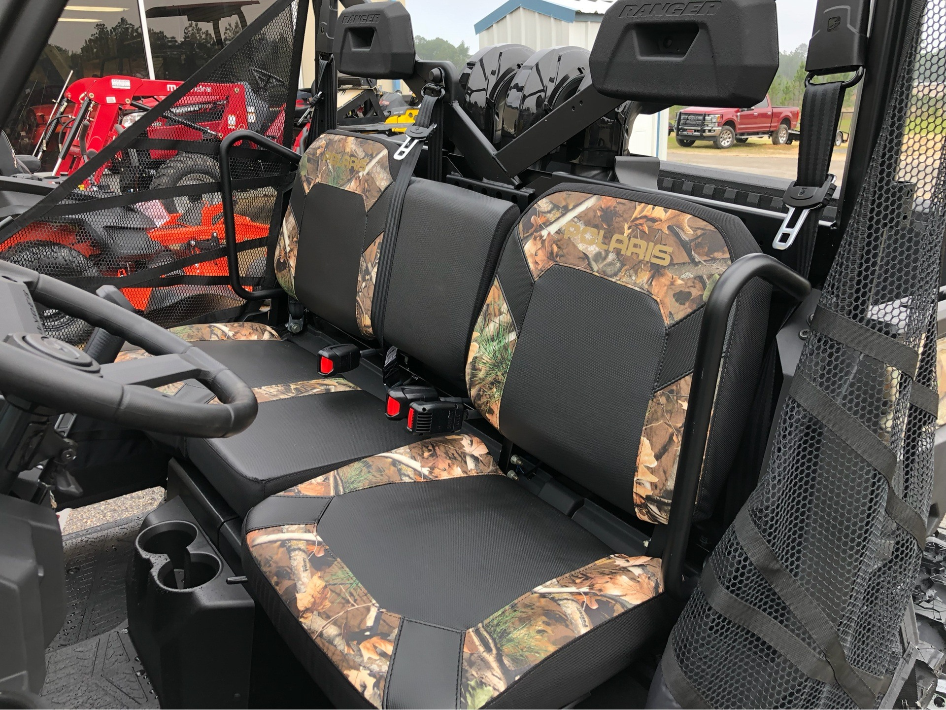 2019 Polaris Ranger XP 1000 EPS Back Country Limited Edition in Saucier, Mississippi - Photo 11