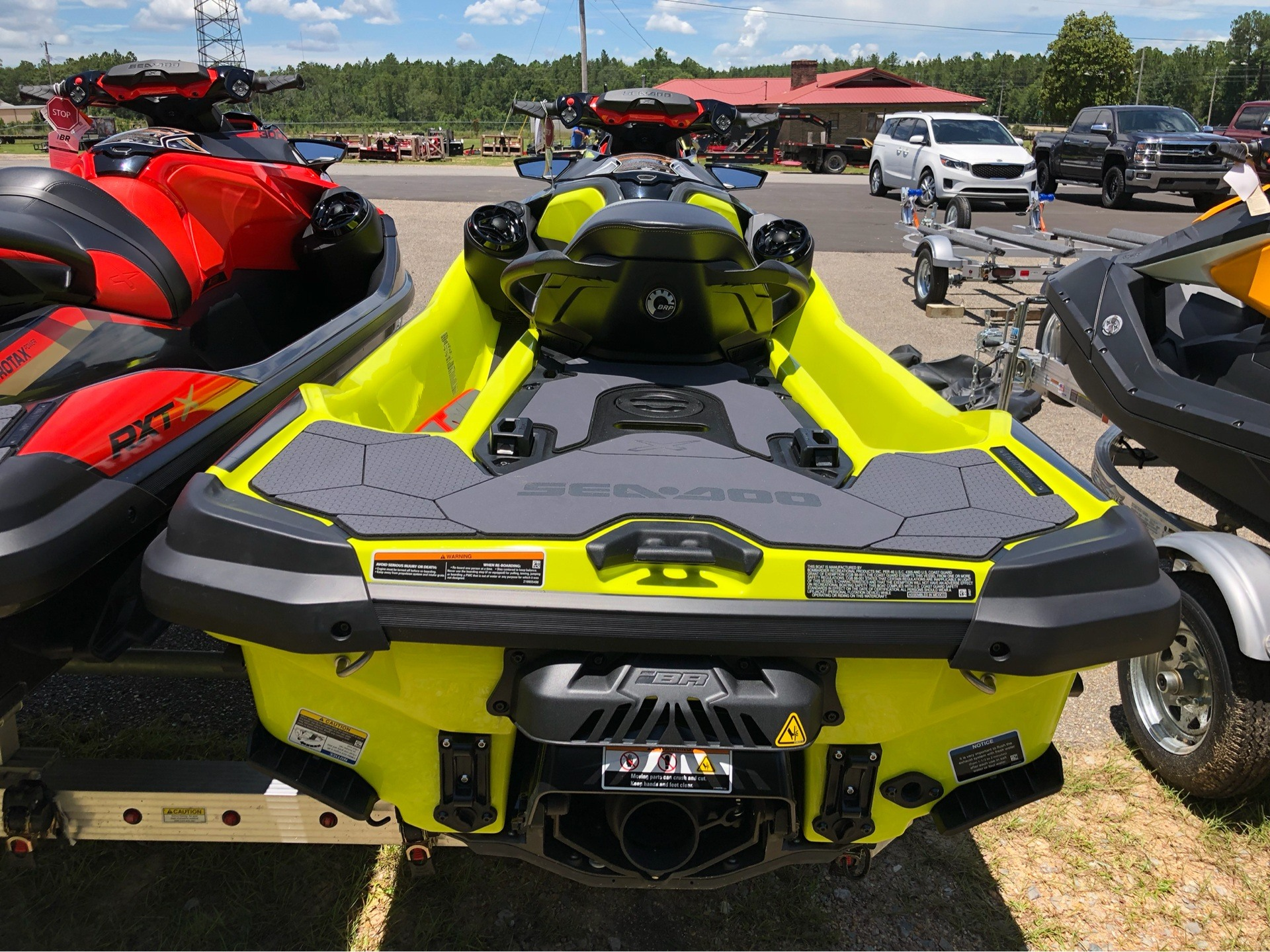 2019 Sea-Doo RXT-X 300 iBR + Sound System in Saucier, Mississippi - Photo 3