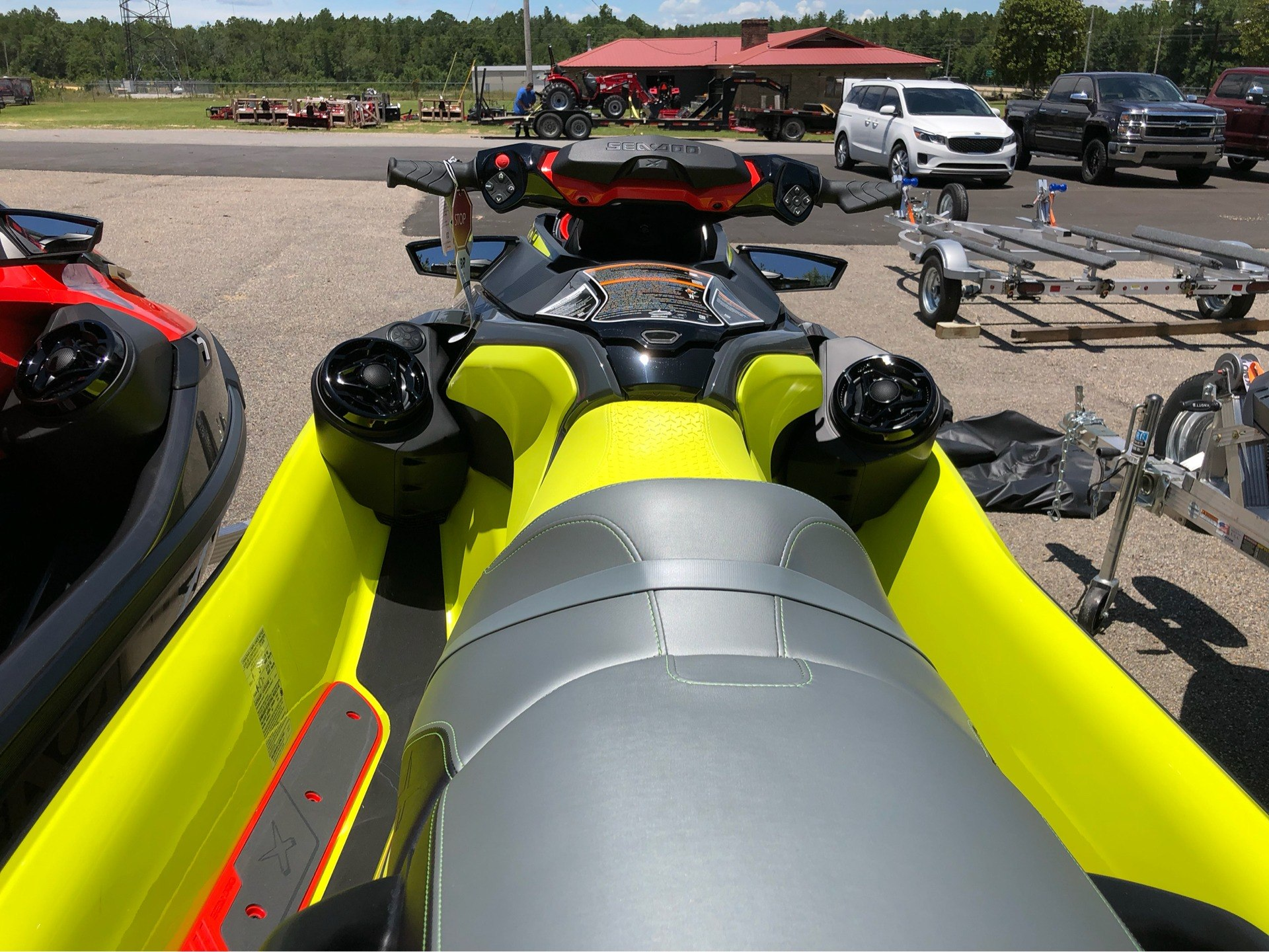 2019 Sea-Doo RXT-X 300 iBR + Sound System in Saucier, Mississippi - Photo 4
