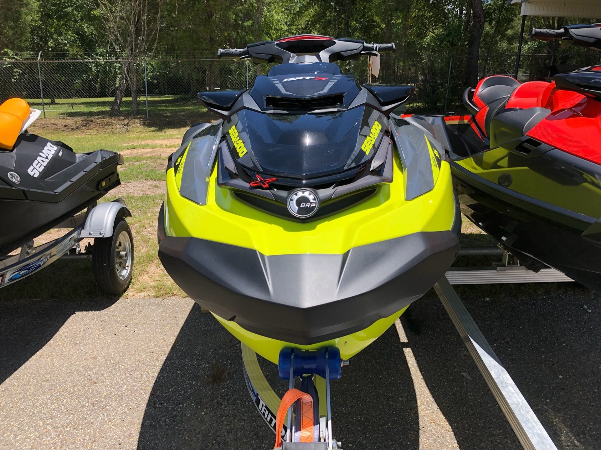 2019 Sea-Doo RXT-X 300 iBR + Sound System in Saucier, Mississippi - Photo 7