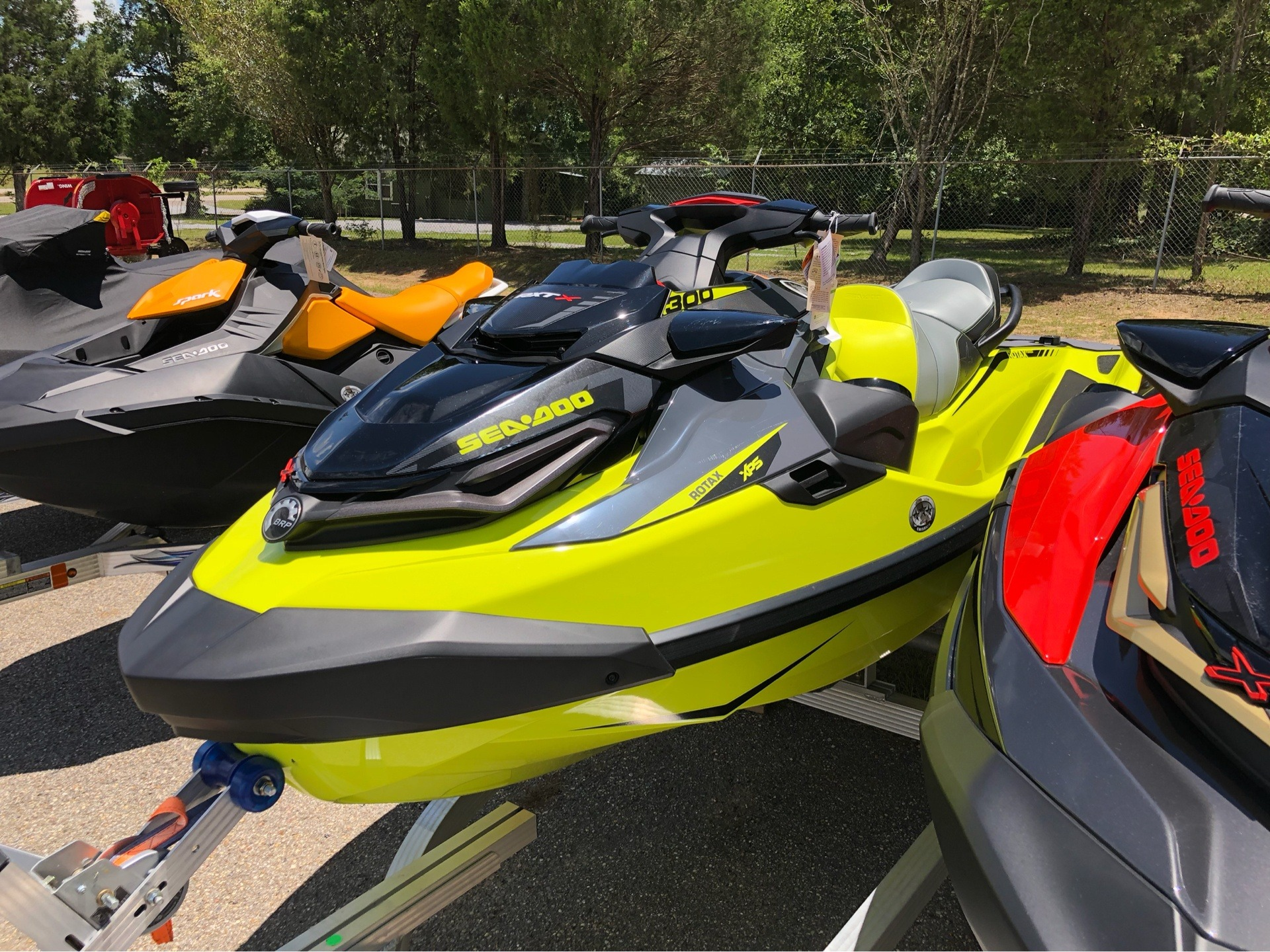 2019 Sea-Doo RXT-X 300 iBR + Sound System in Saucier, Mississippi - Photo 8