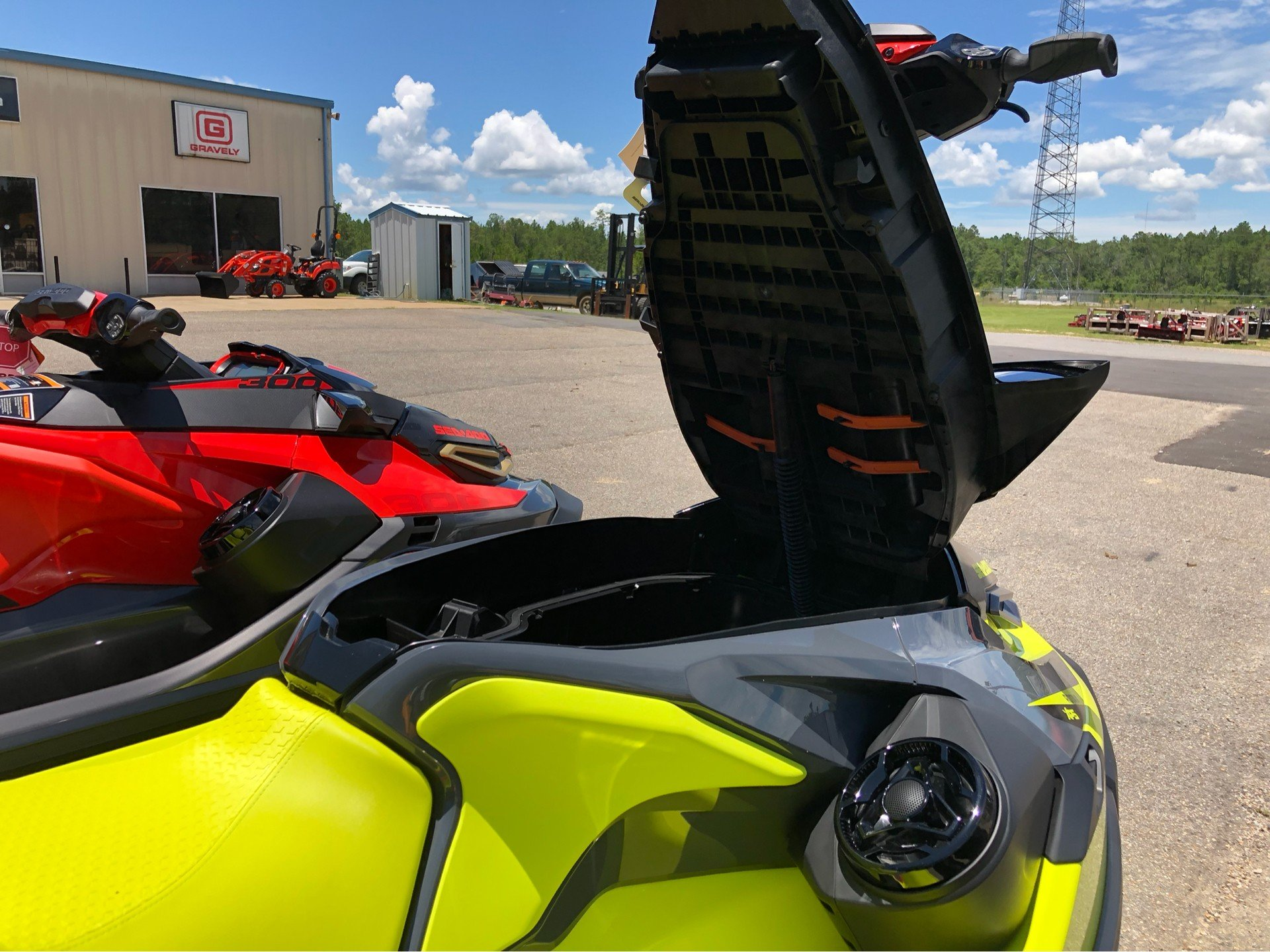 2019 Sea-Doo RXT-X 300 iBR + Sound System in Saucier, Mississippi - Photo 10