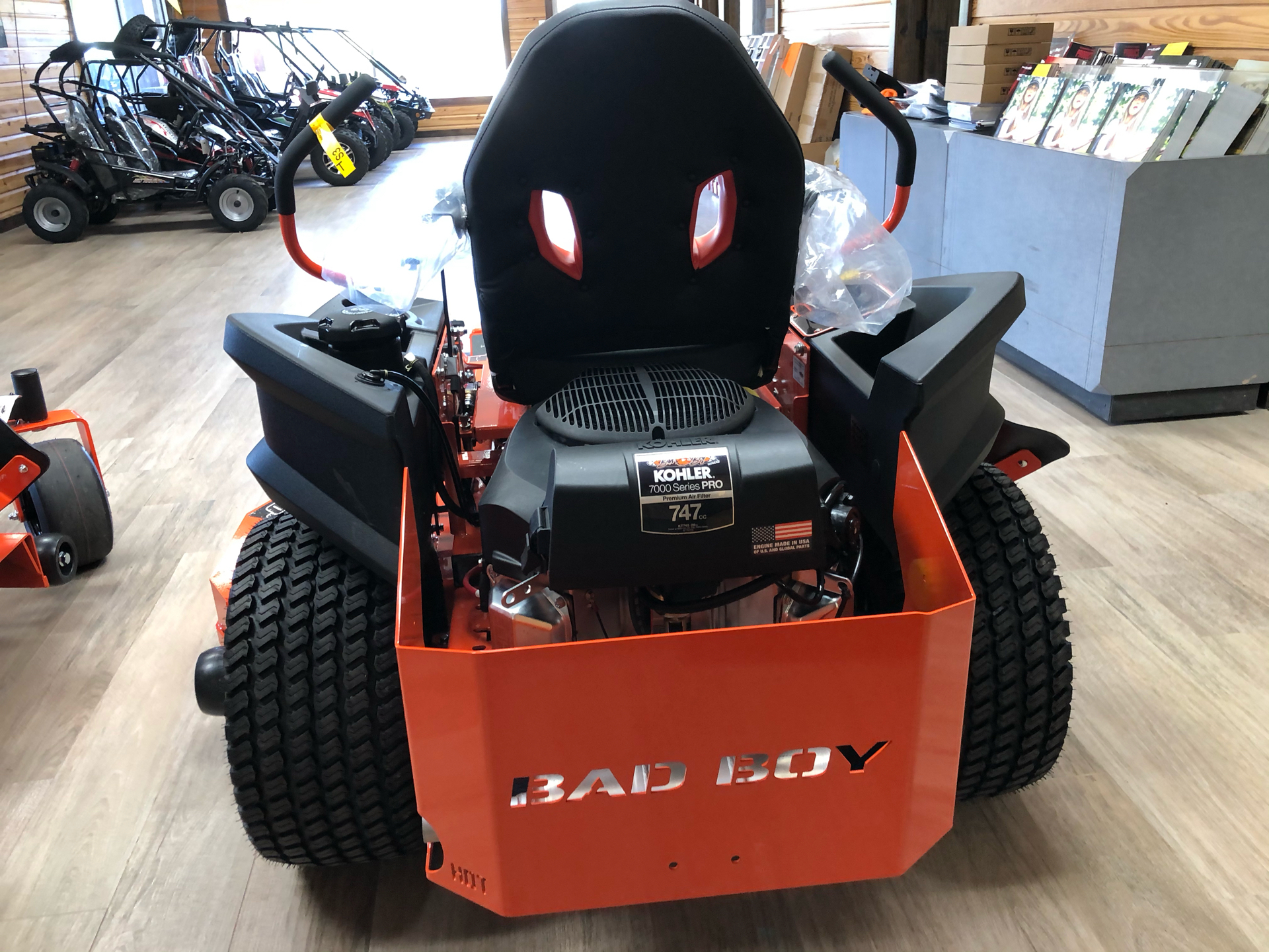 2021 Bad Boy Mowers ZT Elite 60 in. Kohler Pro 7000 747 cc in Saucier, Mississippi - Photo 6