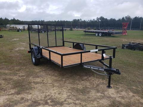 2019 Texas Bragg 6x12 LD with 4' Gate in Saucier, Mississippi