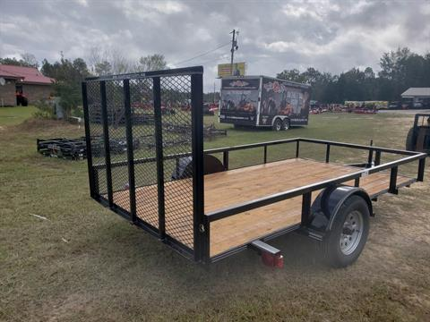 2019 Texas Bragg 6x12 LD with 4' Gate in Saucier, Mississippi - Photo 5