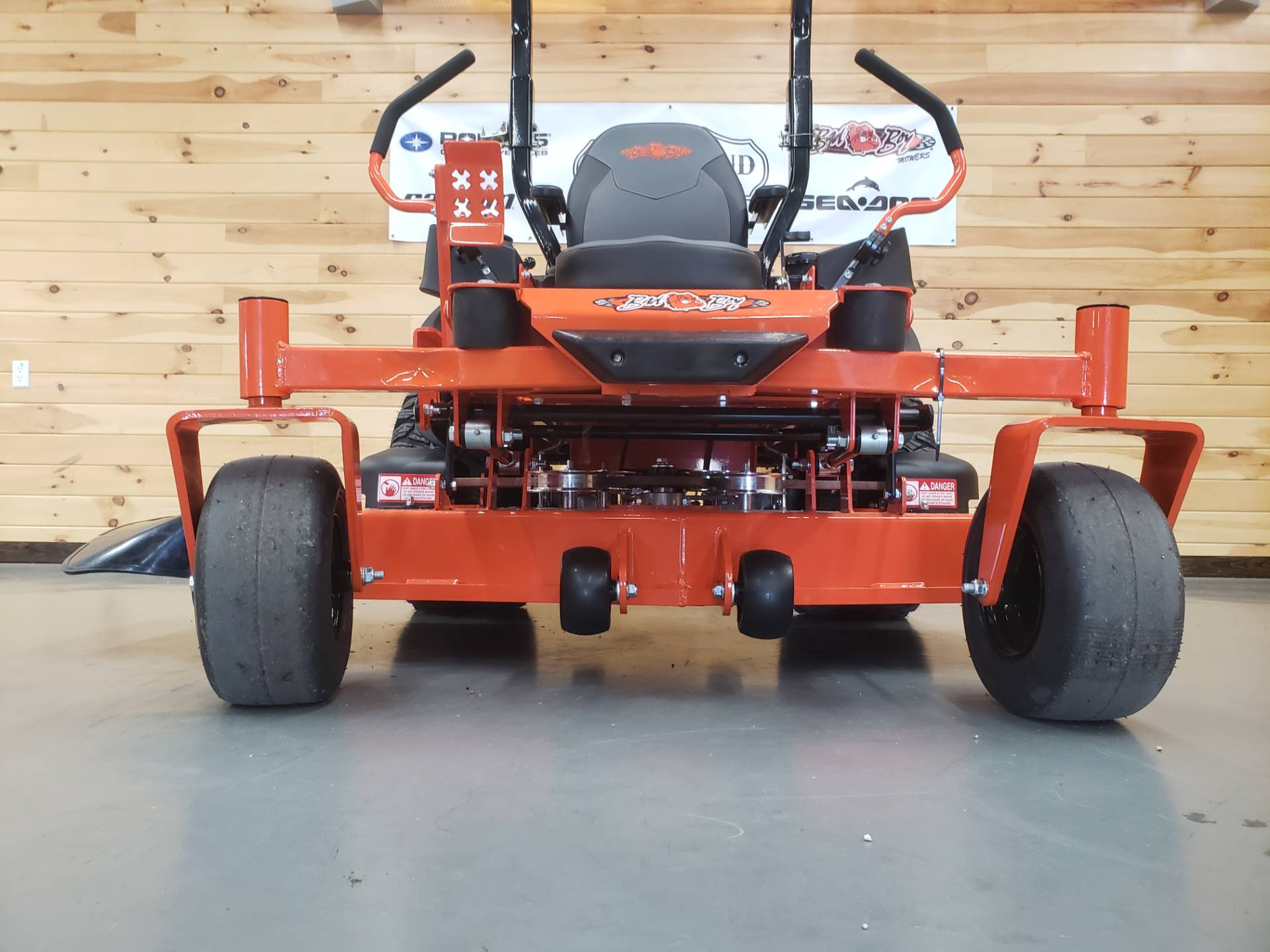"2019 Bad Boy Mowers Maverick 54"" with Kawasaki FS730 in Saucier, Mississippi - Photo 12"