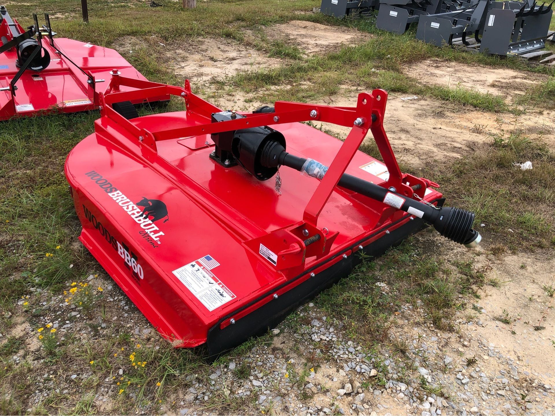 2020 Woods BB60XC - 5' Cutter in Saucier, Mississippi - Photo 1