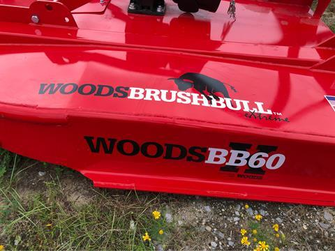 2020 Woods BB60XC - 5' Cutter in Saucier, Mississippi - Photo 2