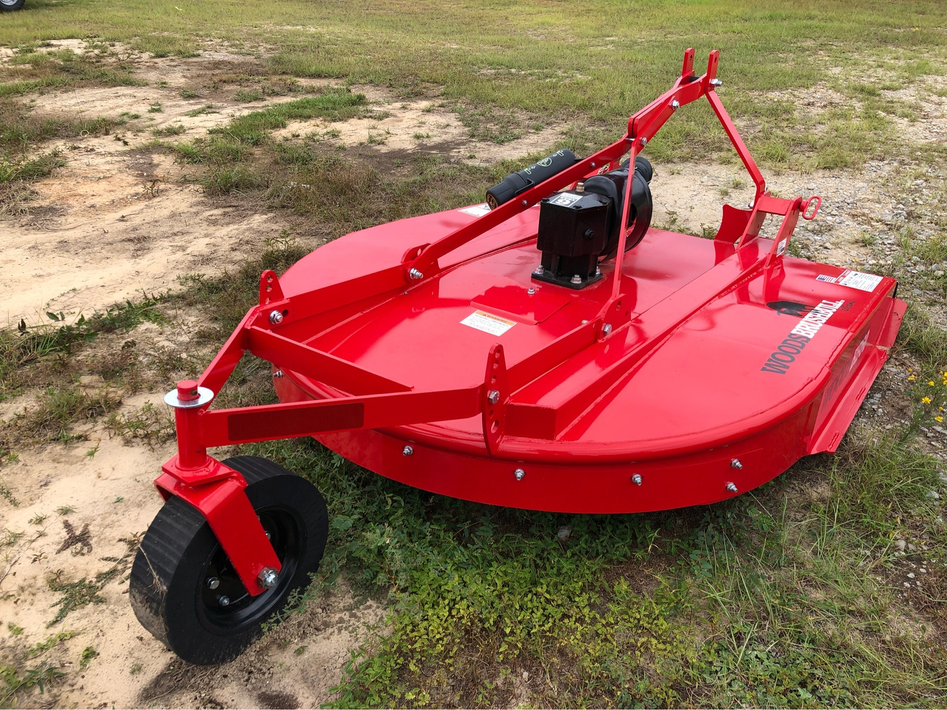 2020 Woods BB60XC - 5' Cutter in Saucier, Mississippi - Photo 3