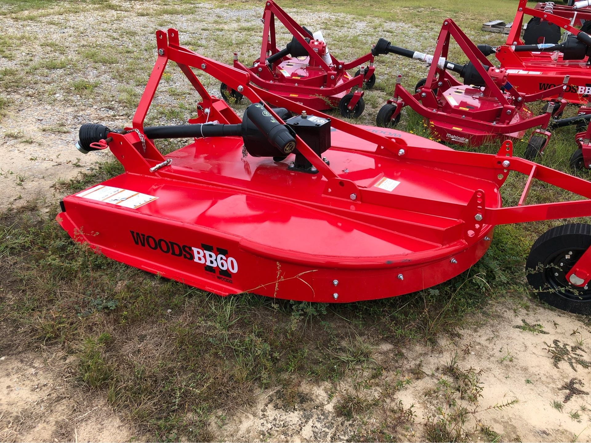 2020 Woods BB60XC - 5' Cutter in Saucier, Mississippi - Photo 5