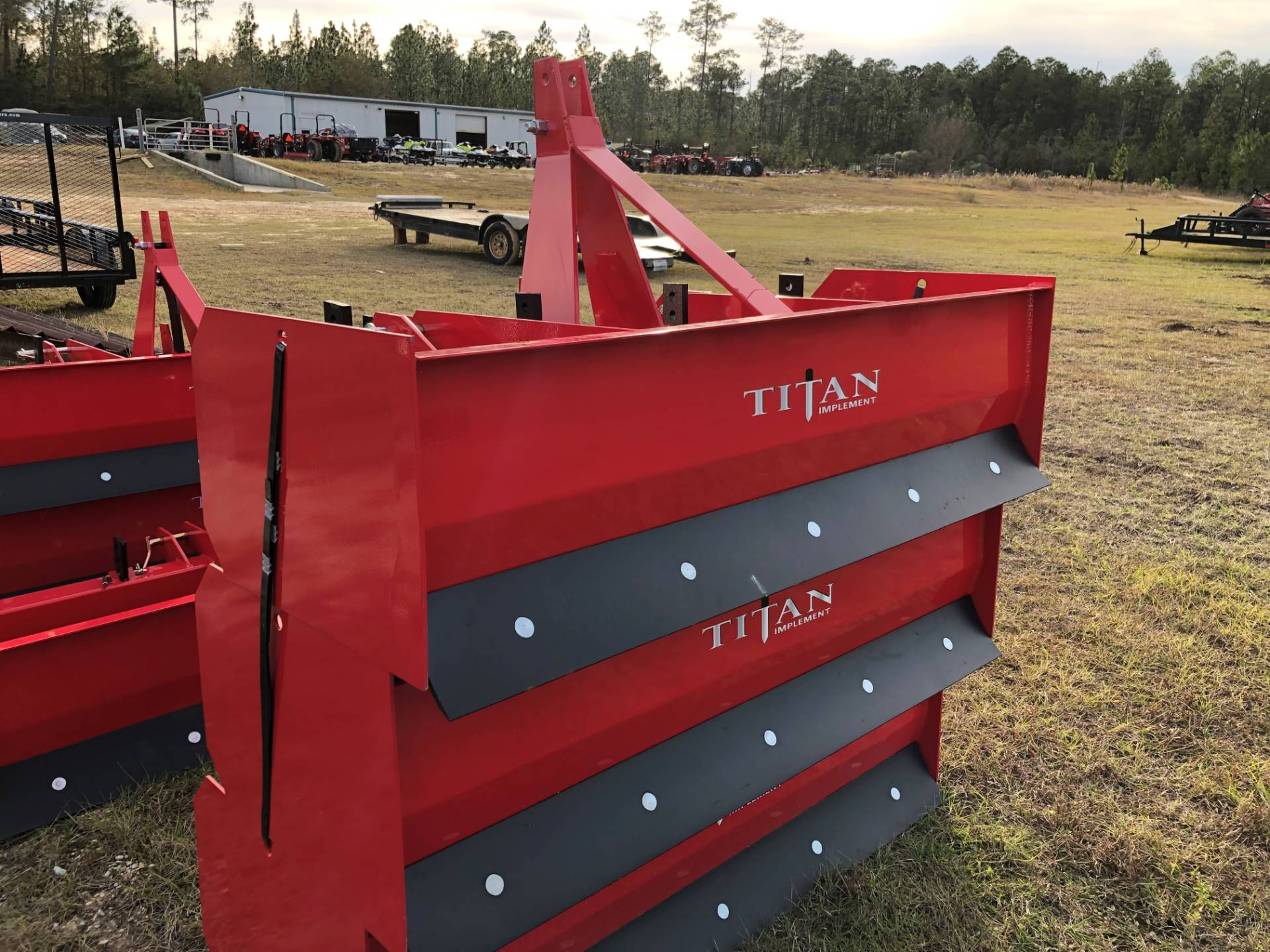 2019 Titan Implement 5' Box Blade in Saucier, Mississippi - Photo 1