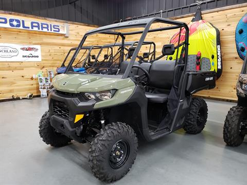 2021 Can-Am Defender HD8 in Saucier, Mississippi - Photo 1