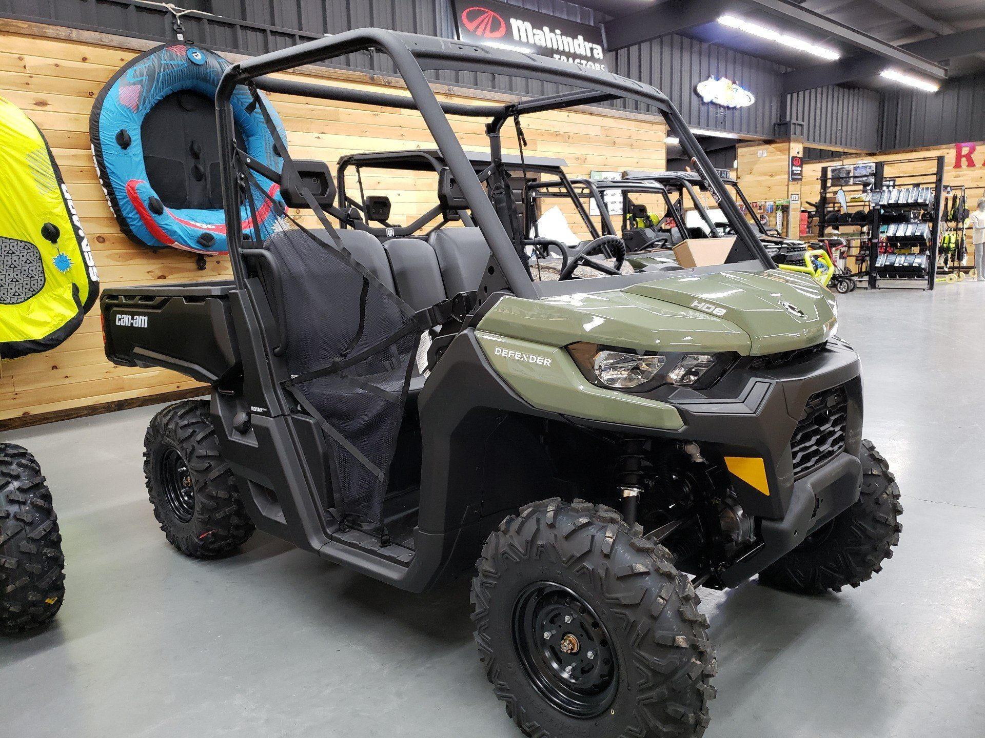 2021 Can-Am Defender HD8 in Saucier, Mississippi - Photo 3