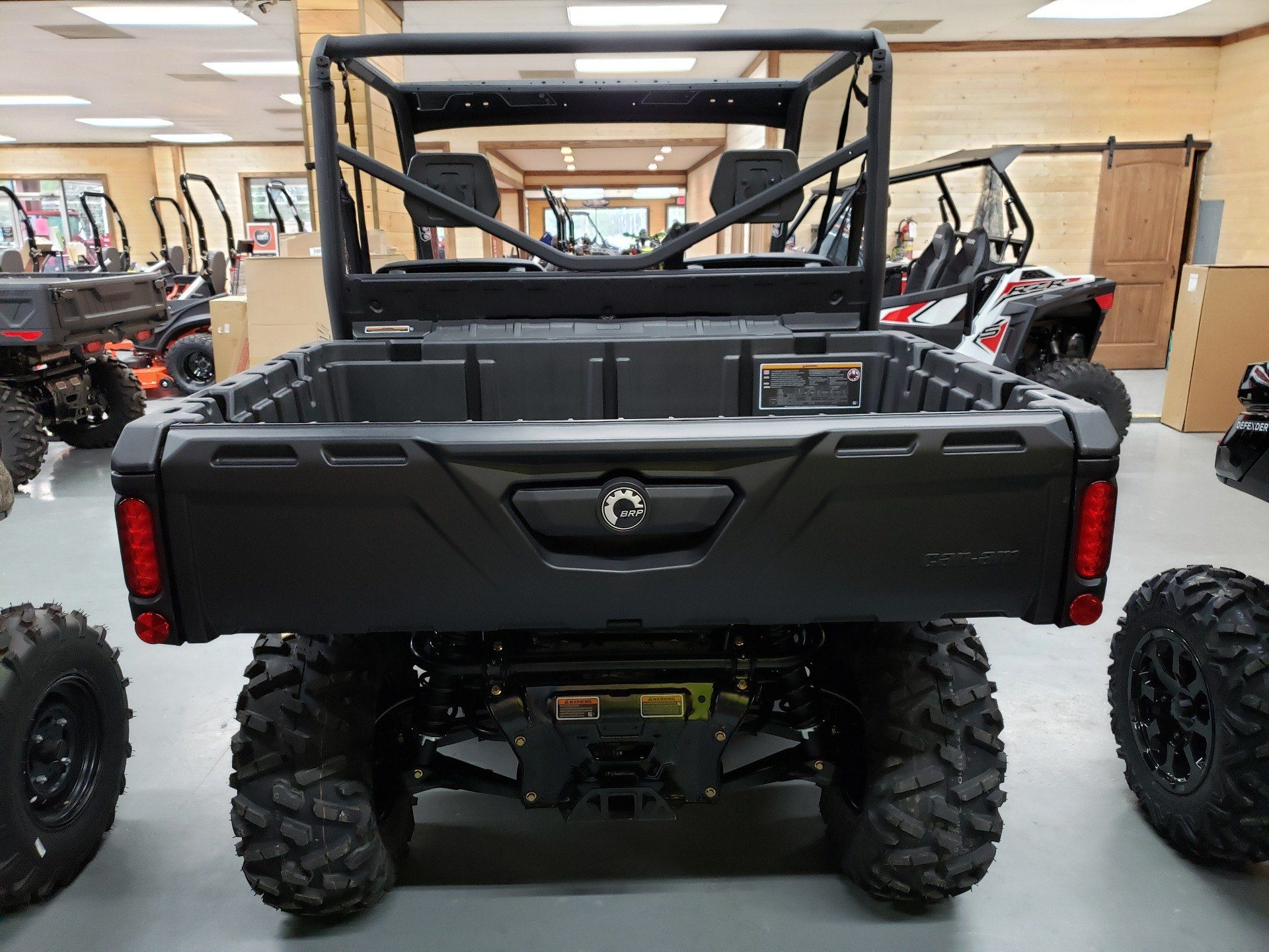 2021 Can-Am Defender HD8 in Saucier, Mississippi - Photo 7