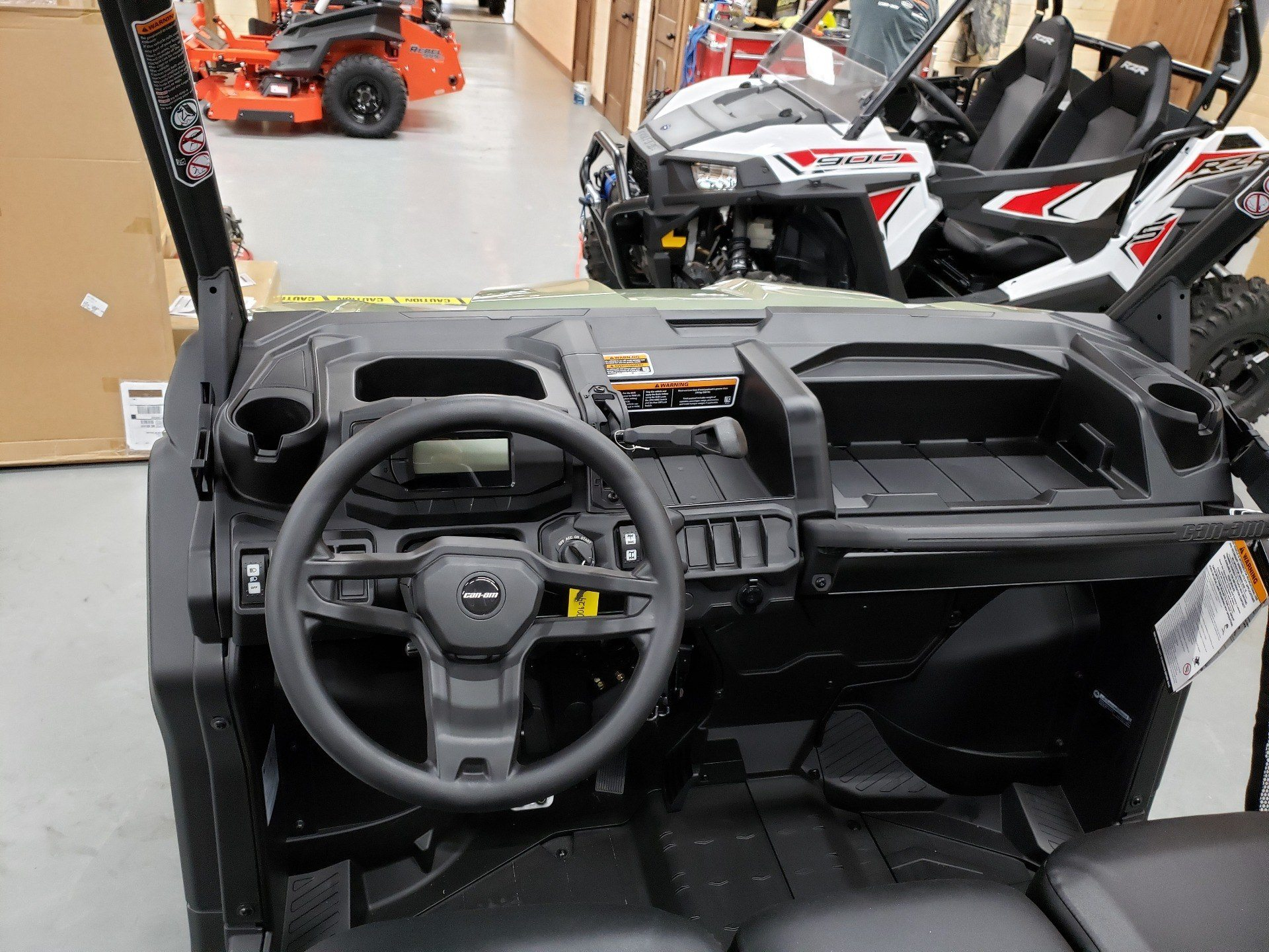 2021 Can-Am Defender HD8 in Saucier, Mississippi - Photo 8