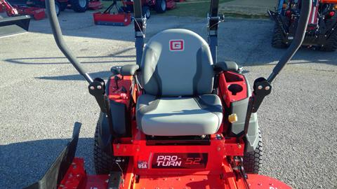 "2017 Gravely USA Pro Turn 52"" with Kohler in Saucier, Mississippi"