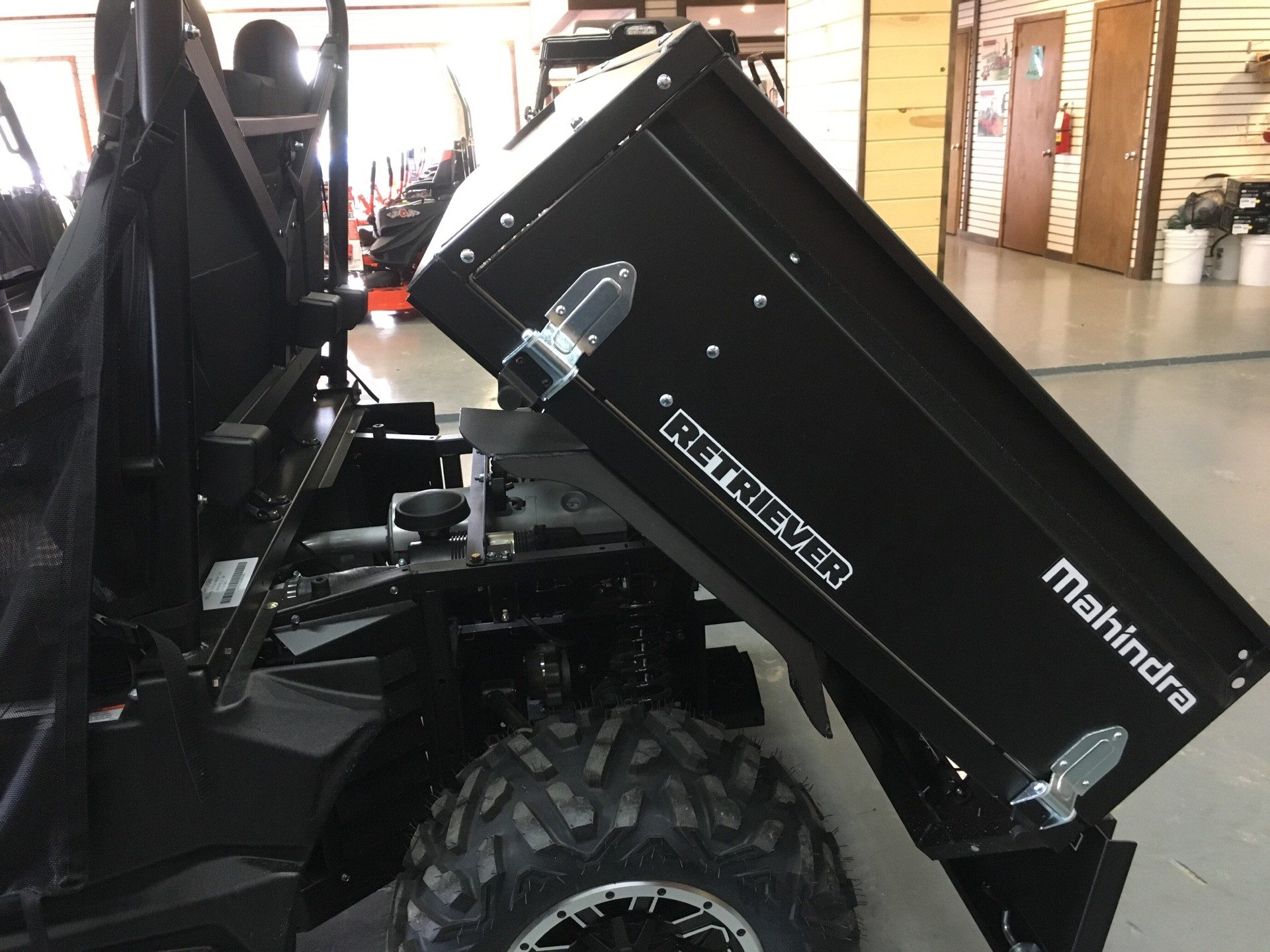 2018 Mahindra Retriever 750 Gas Flexhauler in Saucier, Mississippi