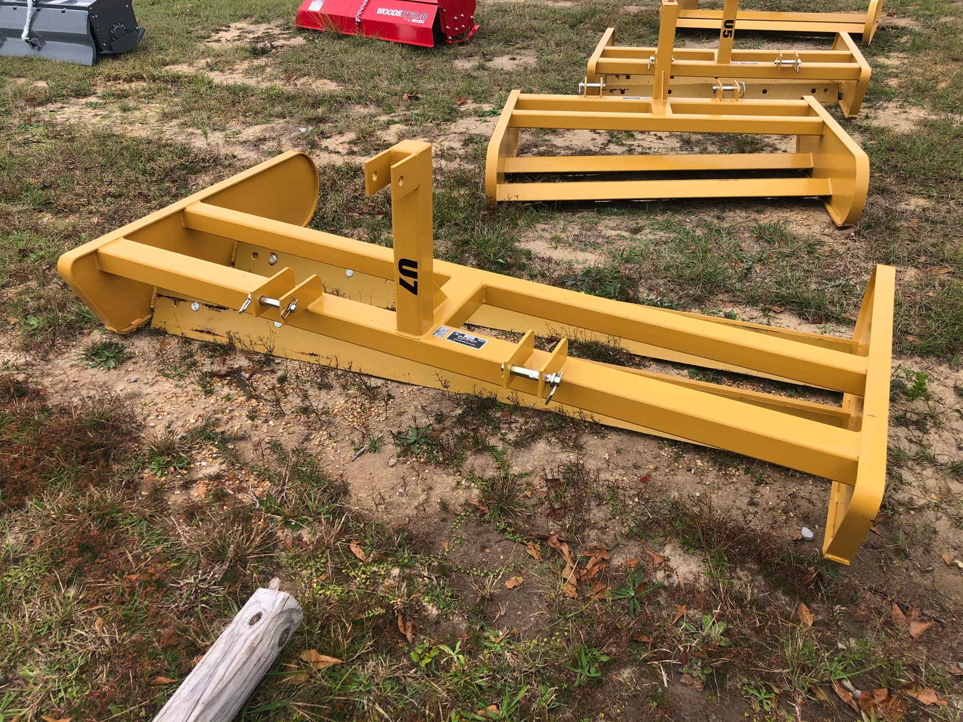 2021 Ranchland Implements 7' Land Leveler - U7 in Saucier, Mississippi - Photo 1