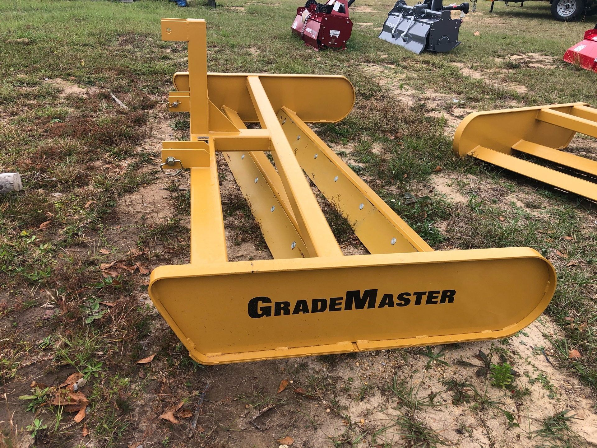 2021 Ranchland Implements 7' Land Leveler - U7 in Saucier, Mississippi - Photo 2