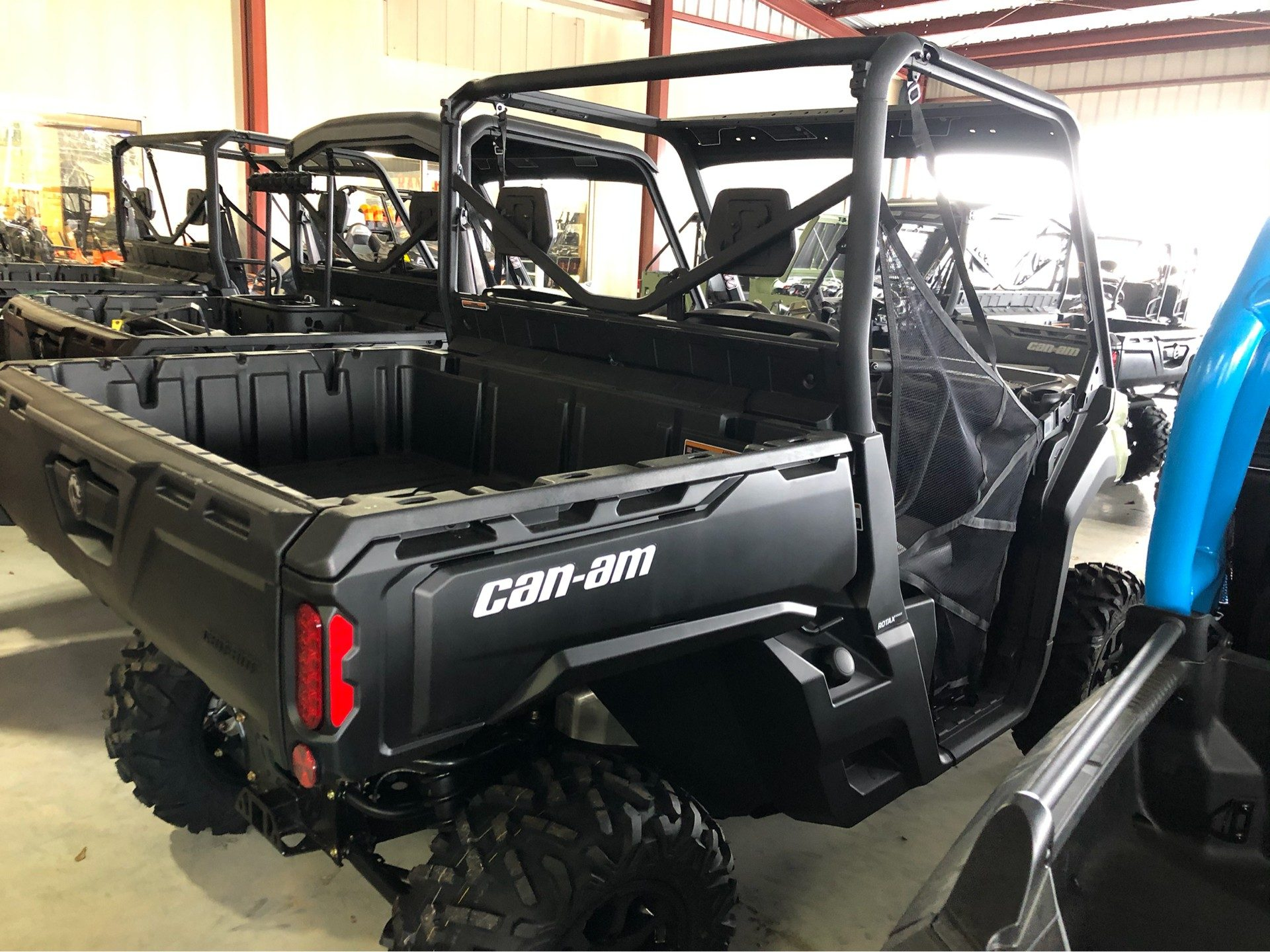 2020 Can-Am Defender DPS HD10 in Saucier, Mississippi - Photo 8