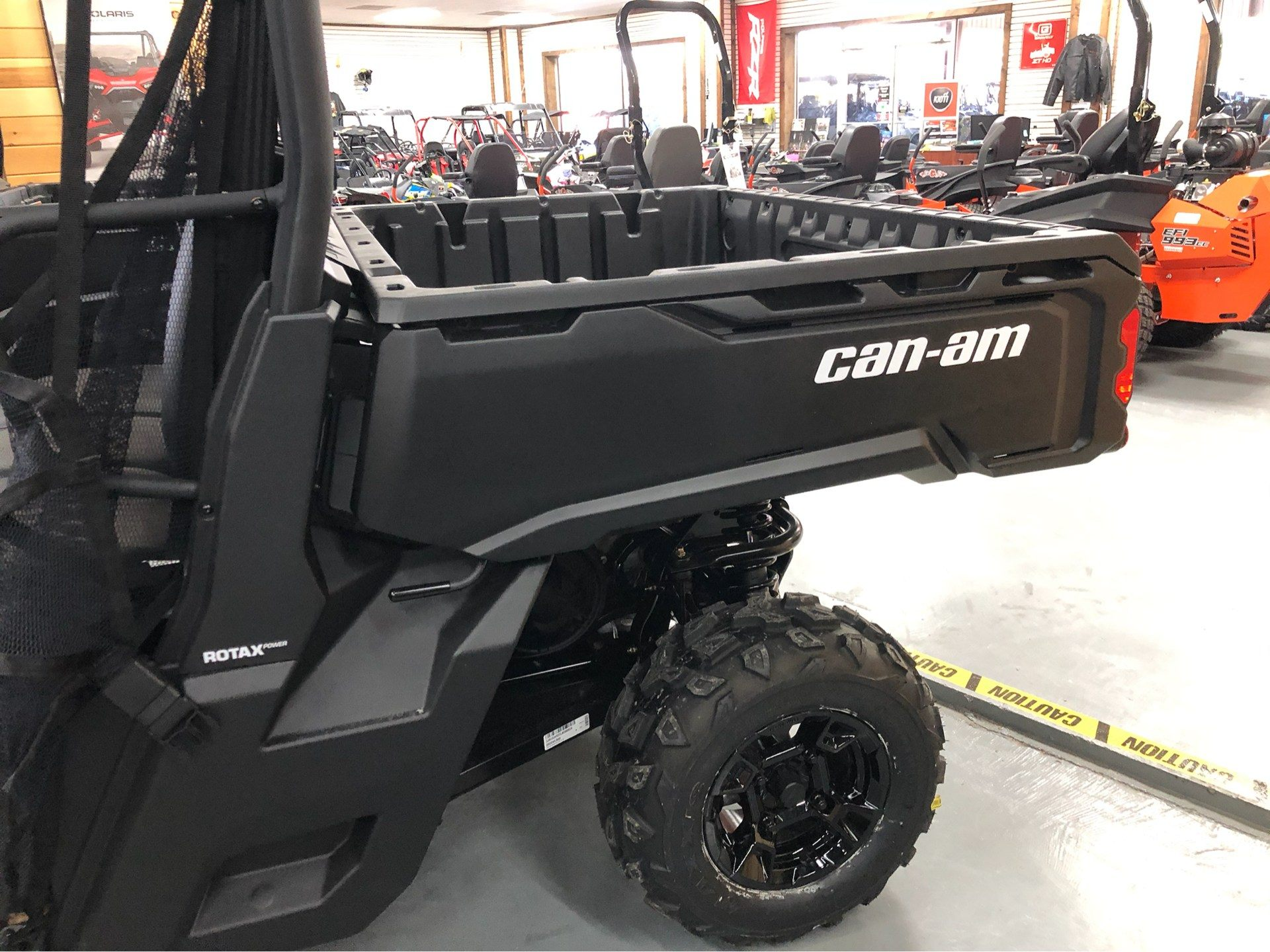 2020 Can-Am Defender DPS HD5 in Saucier, Mississippi - Photo 4