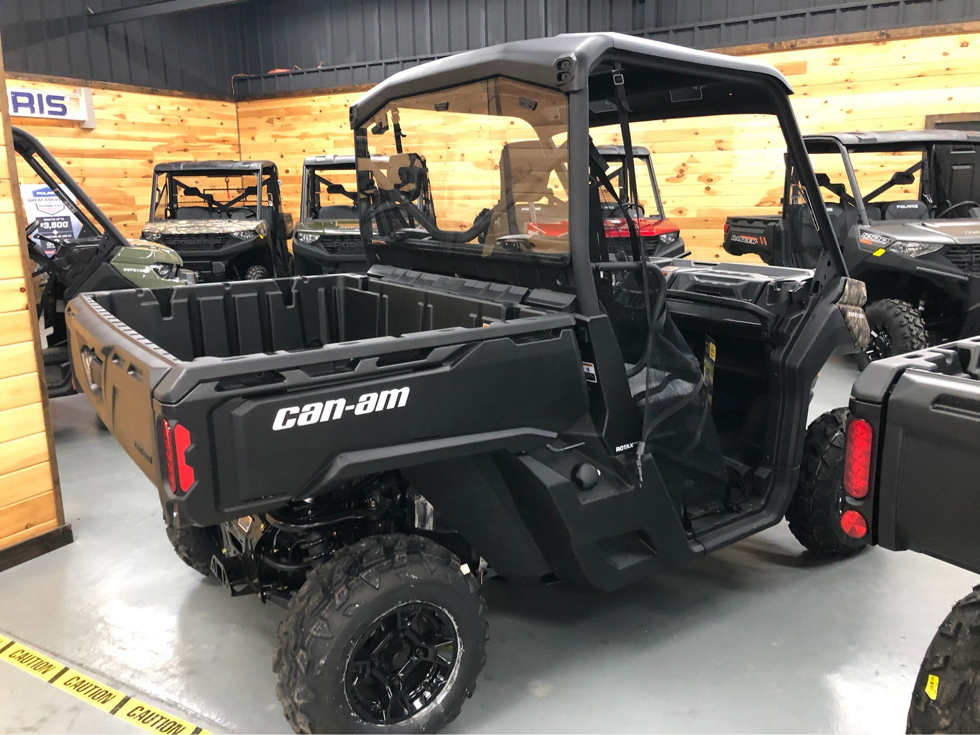 2020 Can-Am Defender DPS HD5 in Saucier, Mississippi - Photo 8