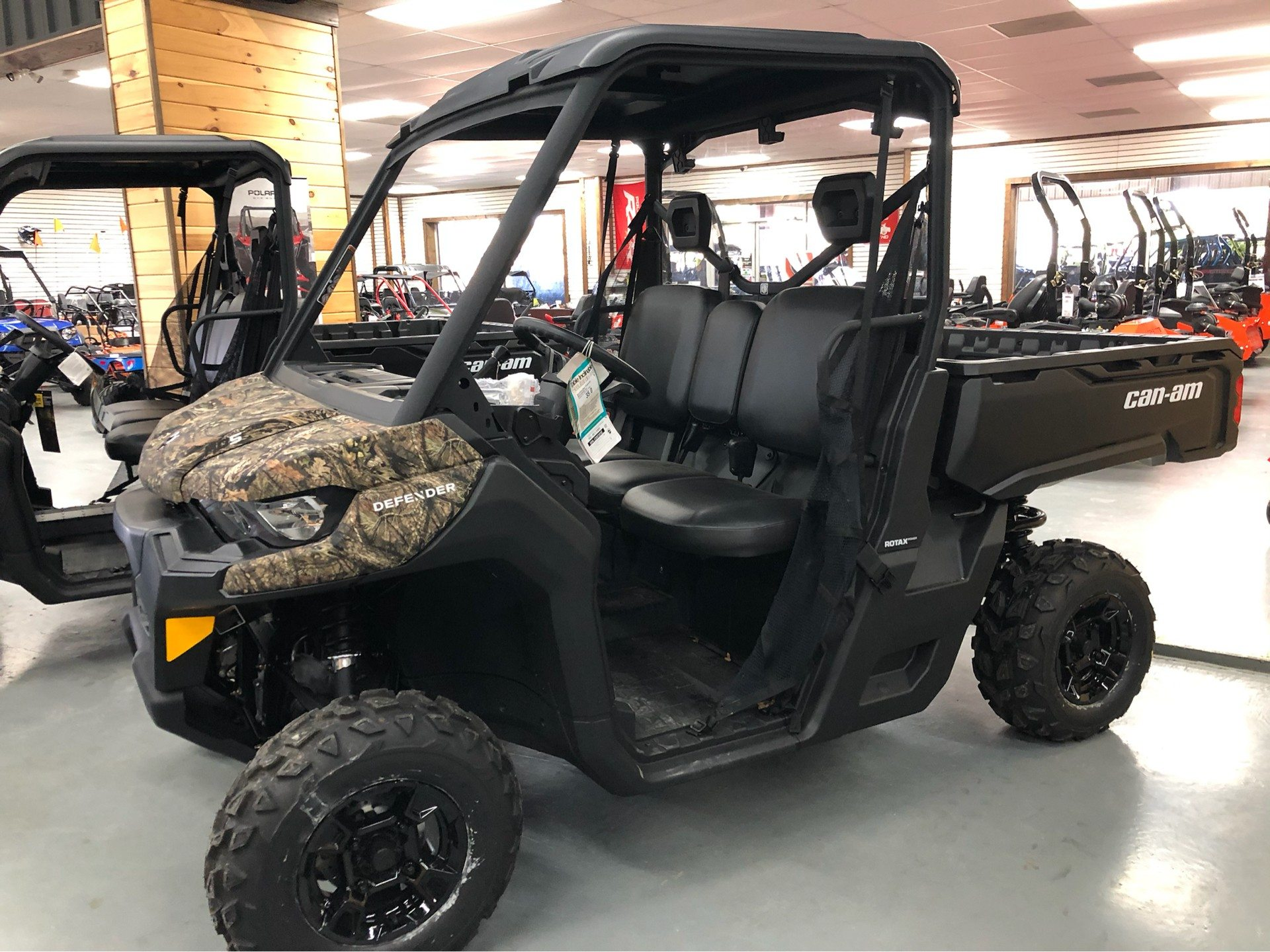 2020 Can-Am Defender DPS HD5 in Saucier, Mississippi - Photo 13