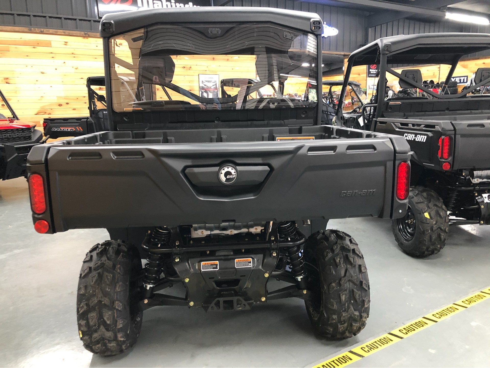 2020 Can-Am Defender DPS HD5 in Saucier, Mississippi - Photo 17