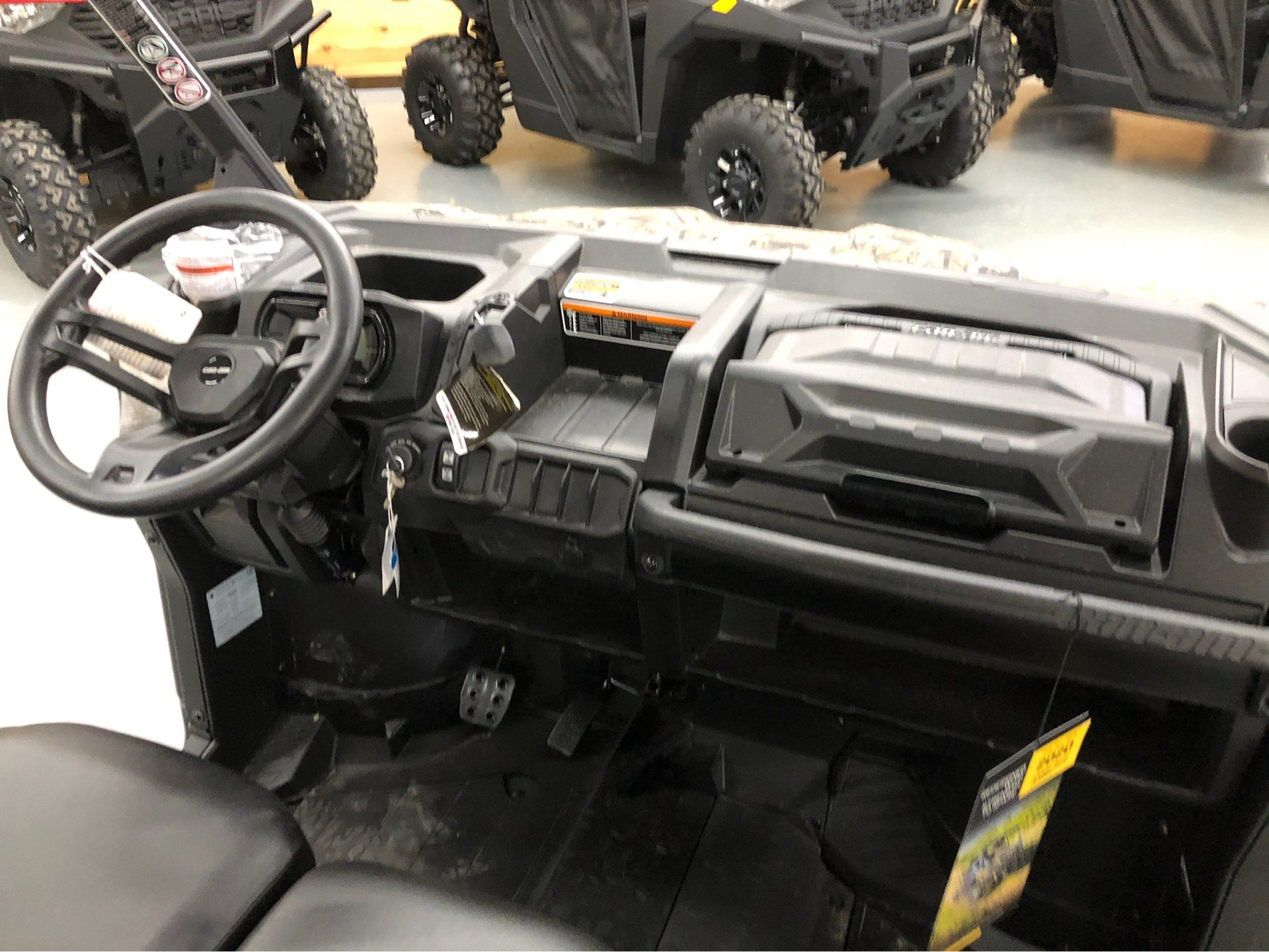 2020 Can-Am Defender DPS HD5 in Saucier, Mississippi - Photo 20