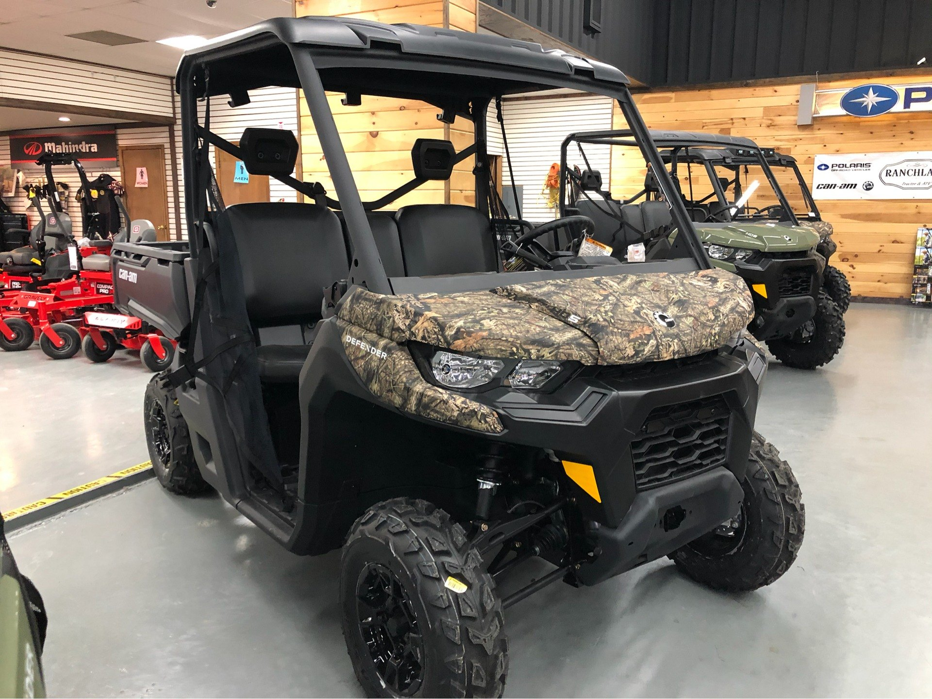 2020 Can-Am Defender DPS HD5 in Saucier, Mississippi - Photo 21