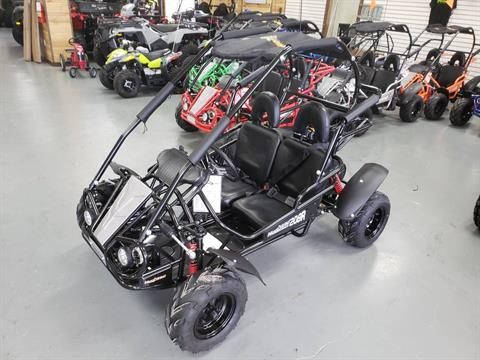 2019 Hammerhead Off-Road Mudhead 208R - Black in Saucier, Mississippi - Photo 1