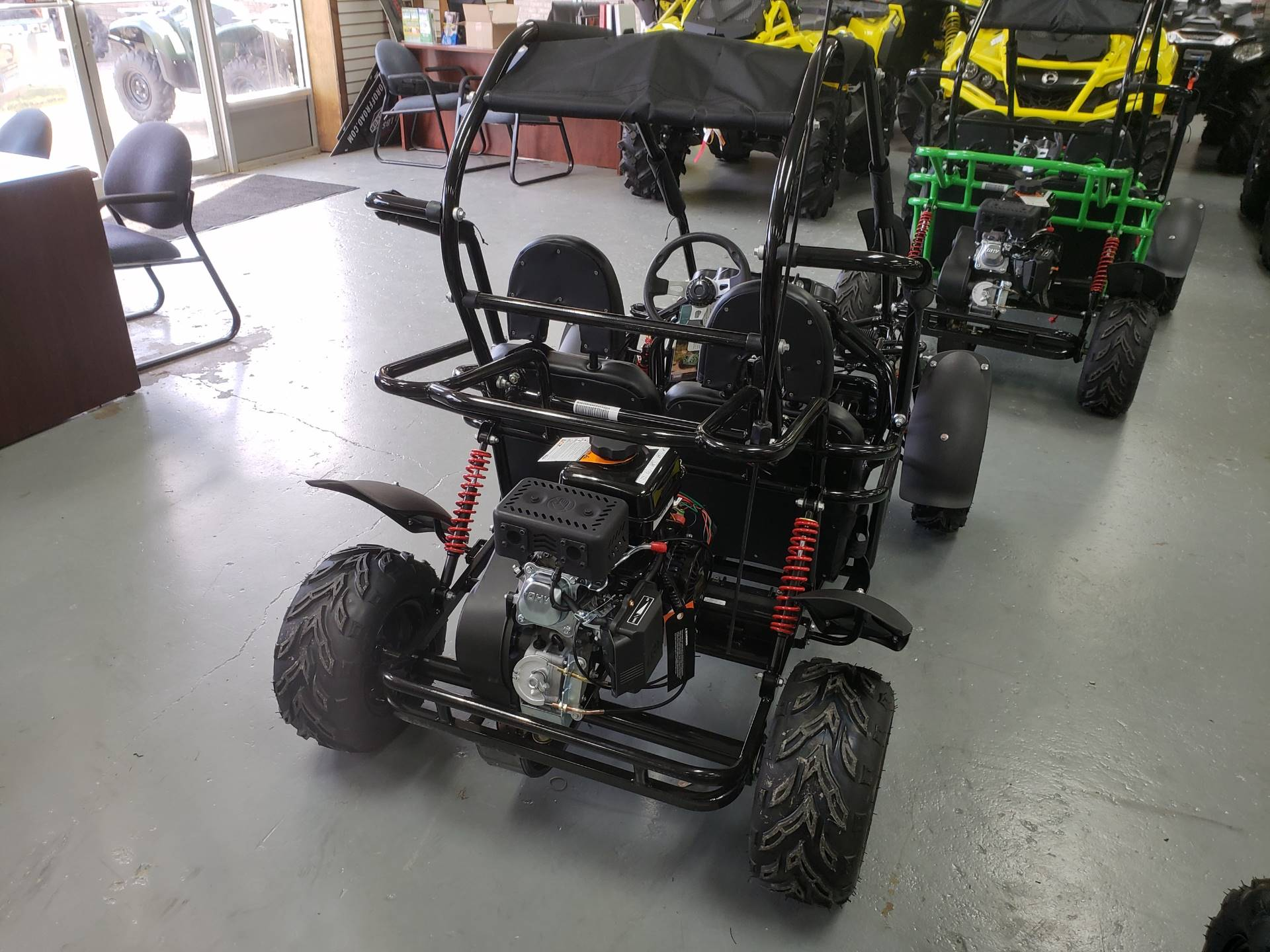 2019 Hammerhead Off-Road Mudhead 208R - Black in Saucier, Mississippi - Photo 4