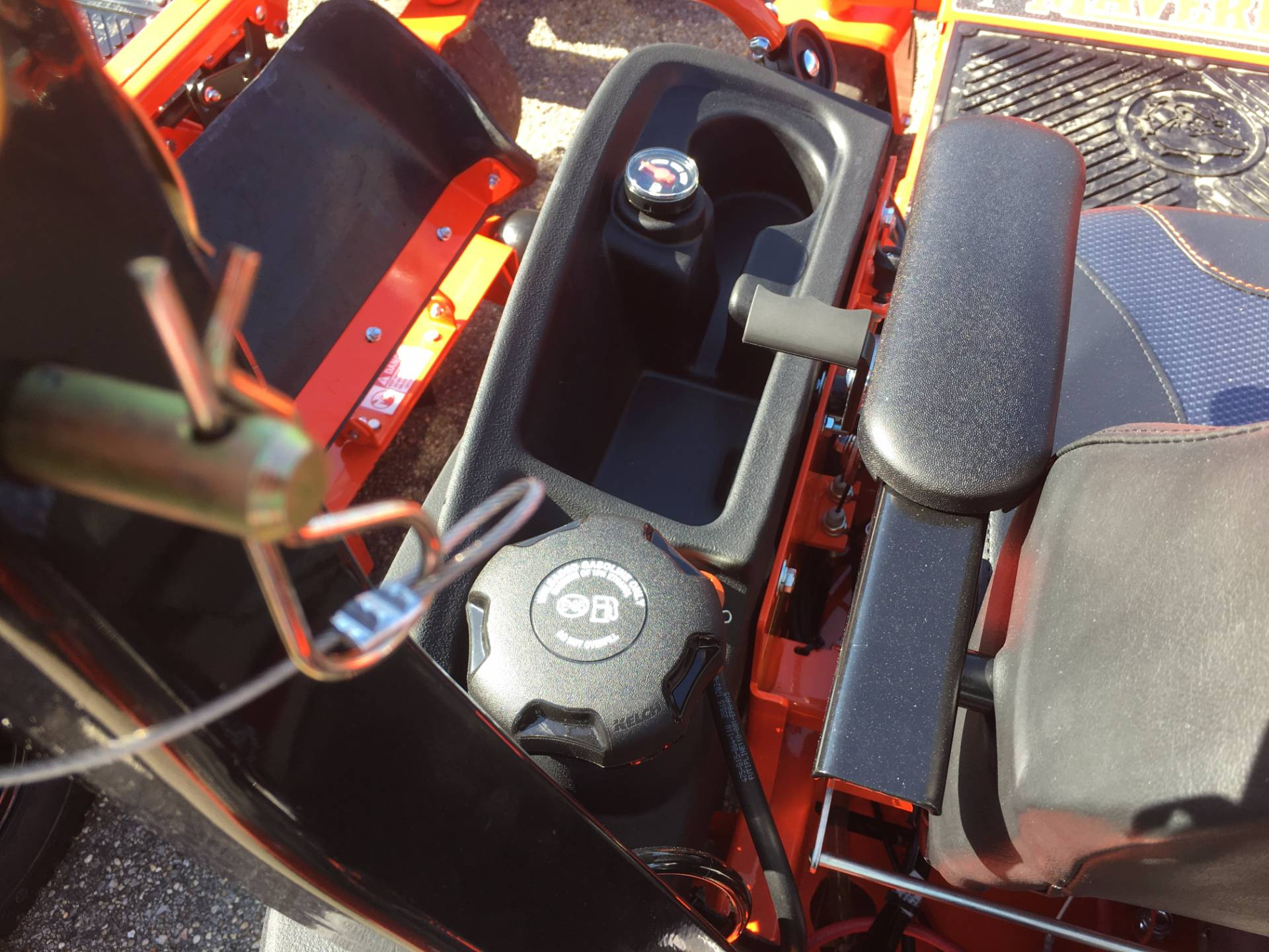 "2017 Bad Boy Mowers Maverick 48"" with Kawasaki in Saucier, Mississippi"