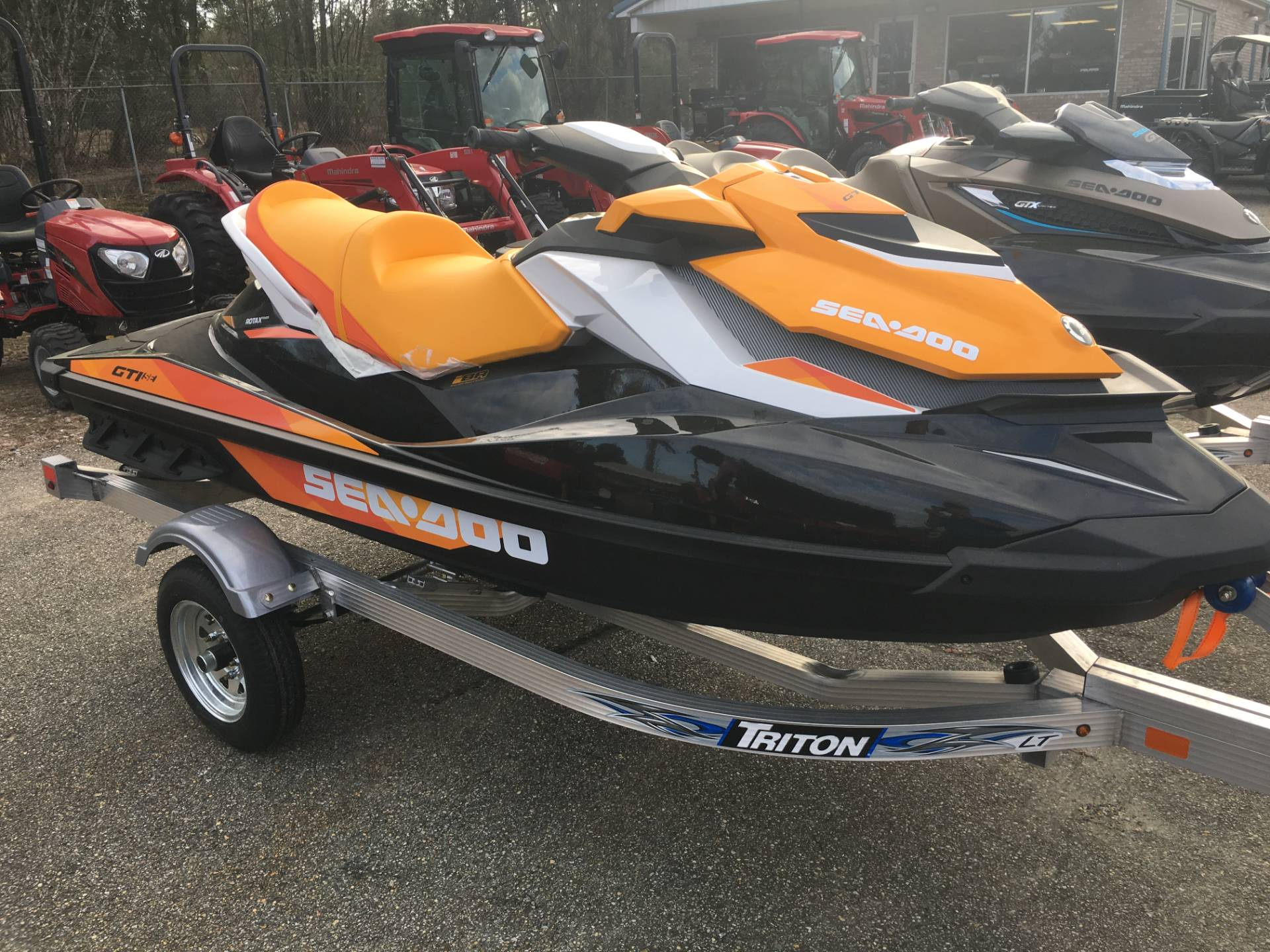 2018 Sea-Doo GTI SE in Saucier, Mississippi
