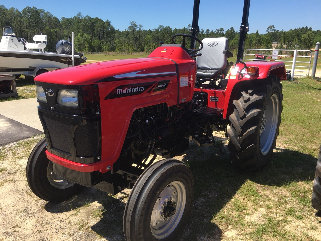 2018 Mahindra 4540 2WD in Saucier, Mississippi