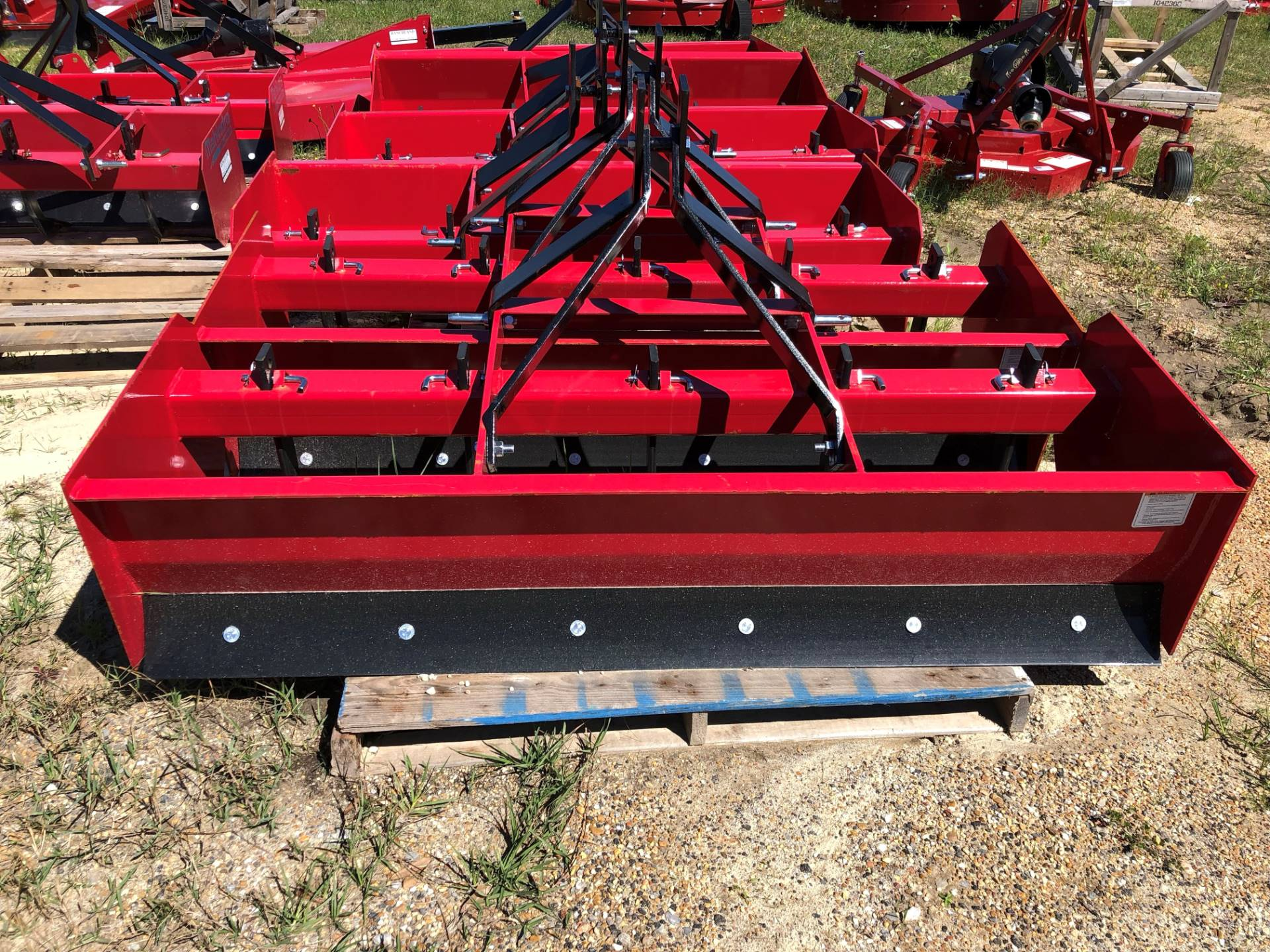 2019 Mahindra 6' Box Blade in Saucier, Mississippi - Photo 3