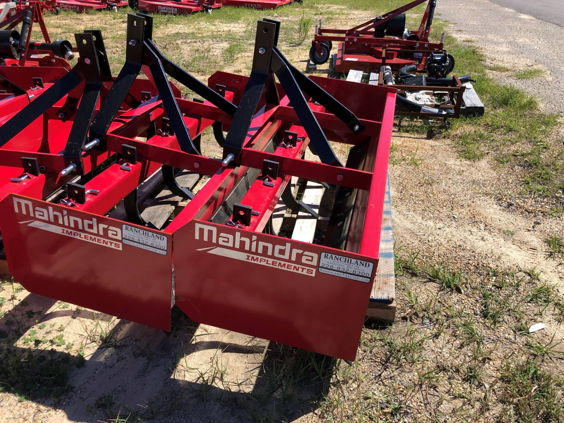 2019 Mahindra 6' Box Blade in Saucier, Mississippi - Photo 4