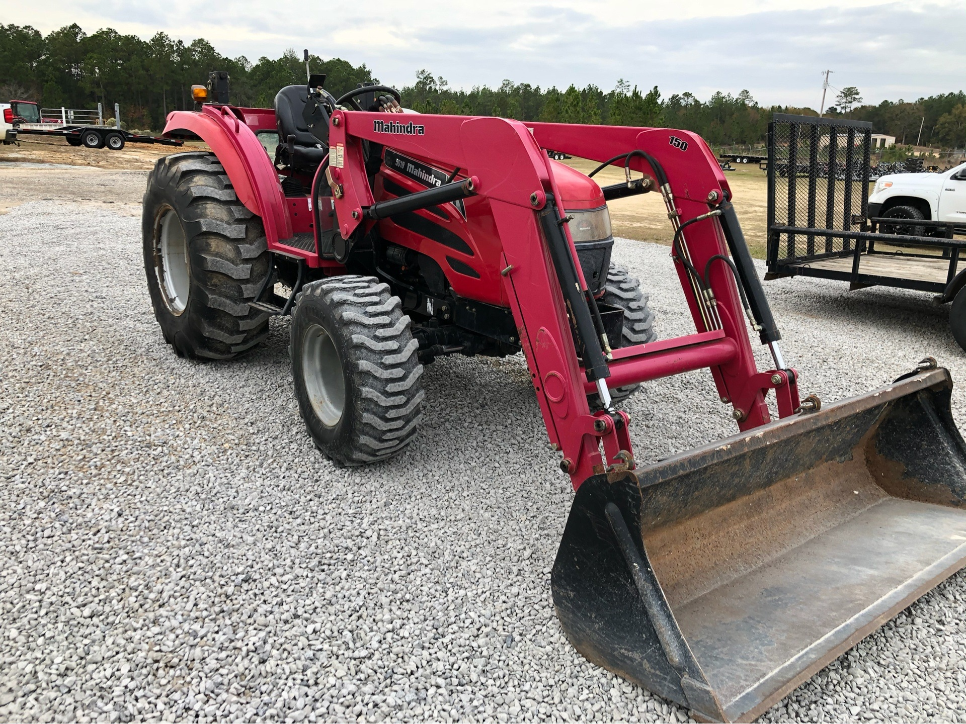 2012 Mahindra 5010 Gear in Saucier, Mississippi - Photo 7