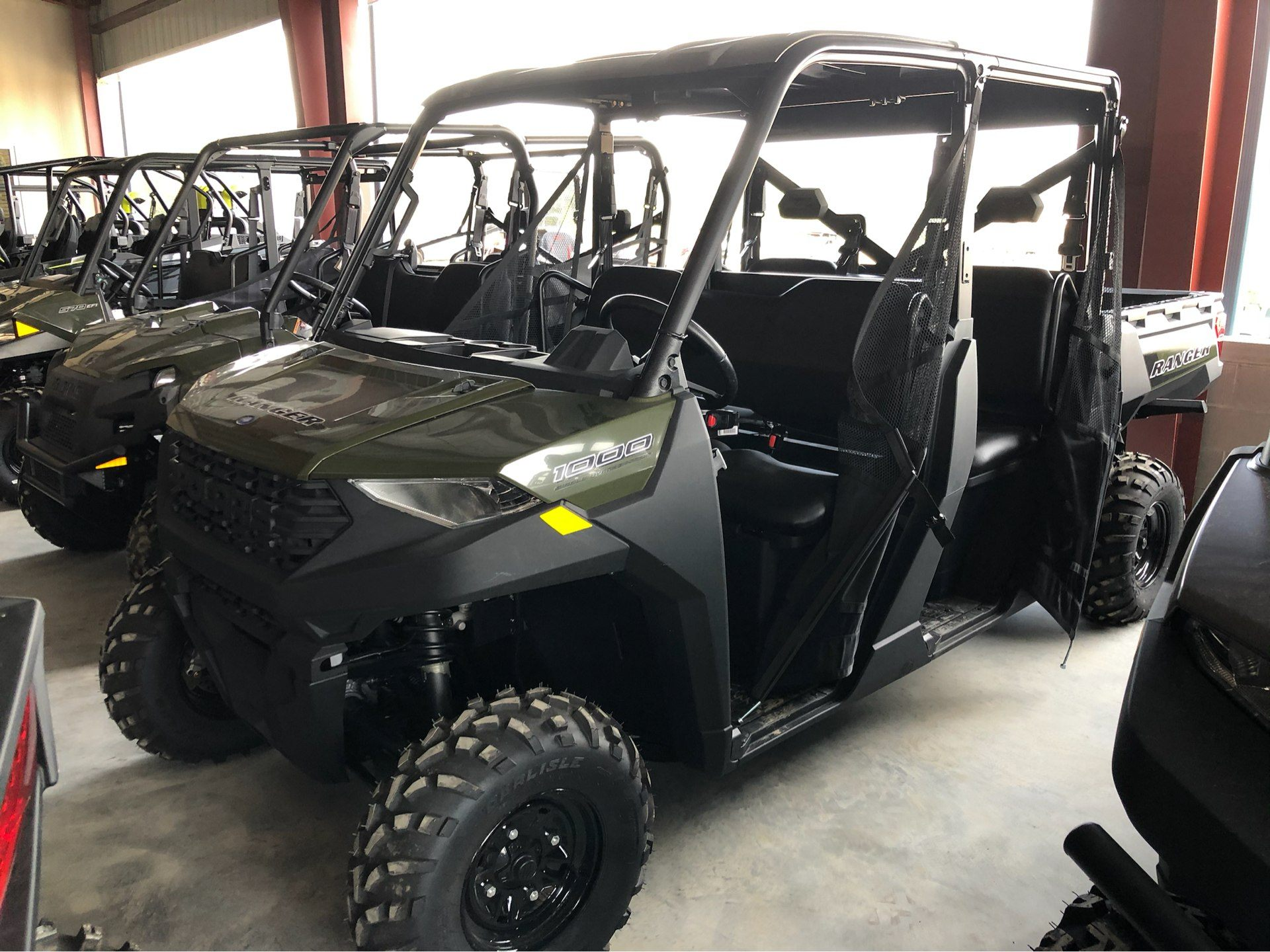 2020 Polaris Ranger Crew 1000 in Saucier, Mississippi - Photo 1