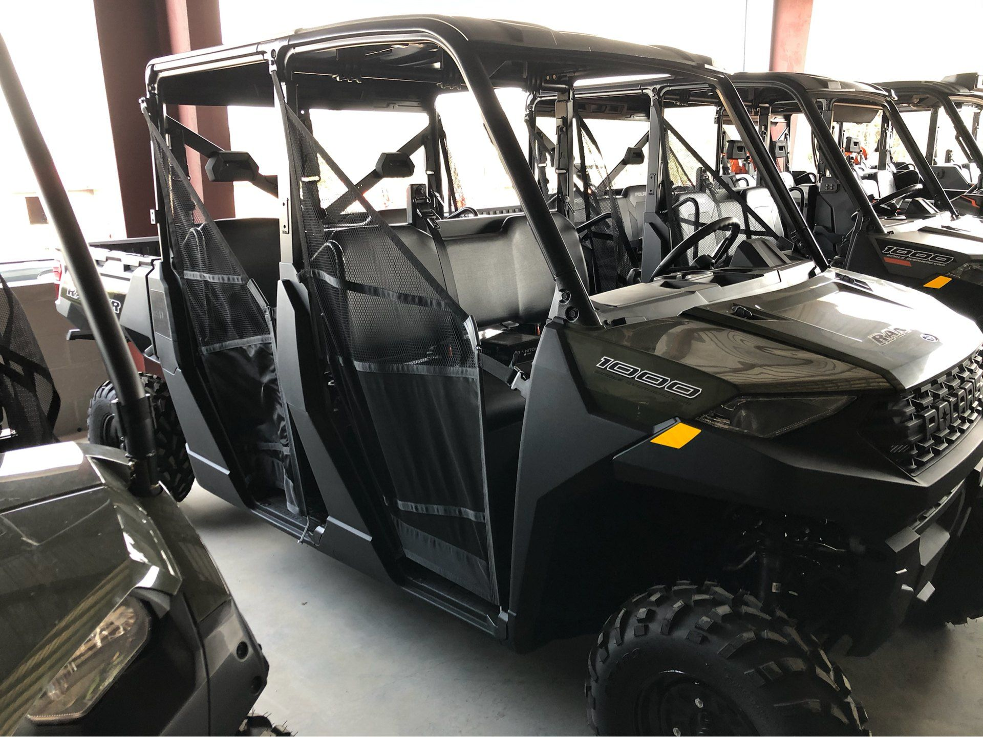 2020 Polaris Ranger Crew 1000 in Saucier, Mississippi - Photo 4