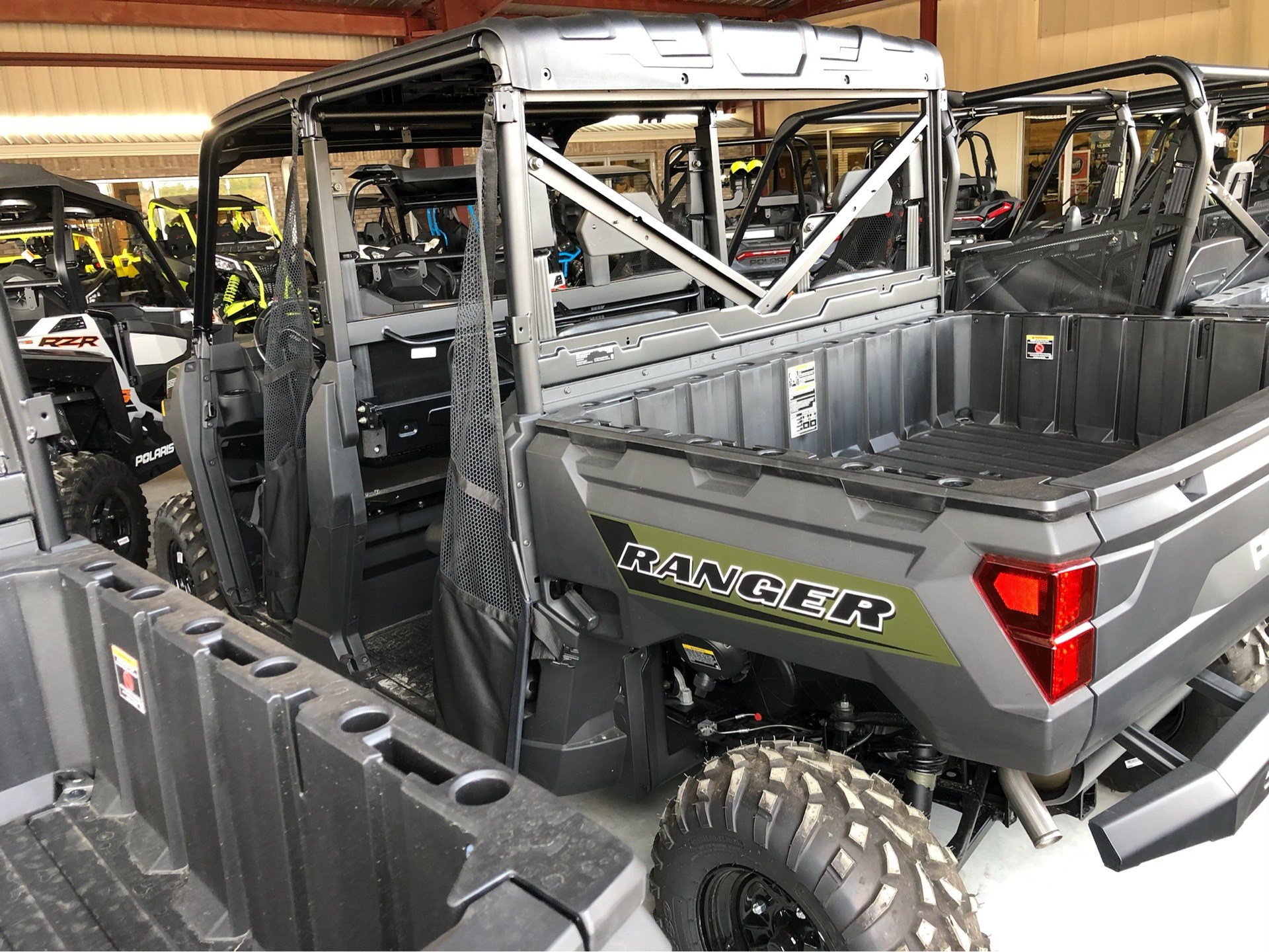 2020 Polaris Ranger Crew 1000 in Saucier, Mississippi - Photo 9