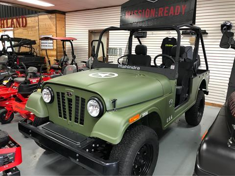 2019 Mahindra Automotive North America ROXOR Offroad in Saucier, Mississippi - Photo 1