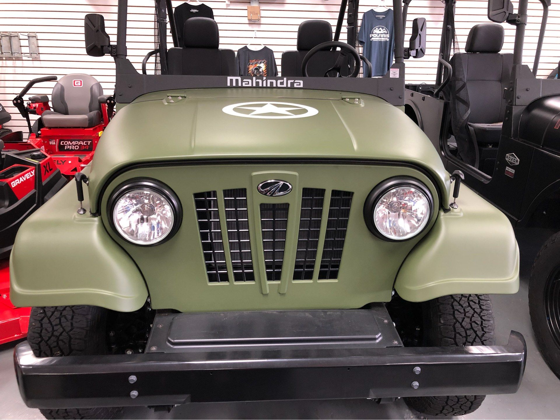 2019 Mahindra Automotive North America ROXOR Offroad in Saucier, Mississippi - Photo 2