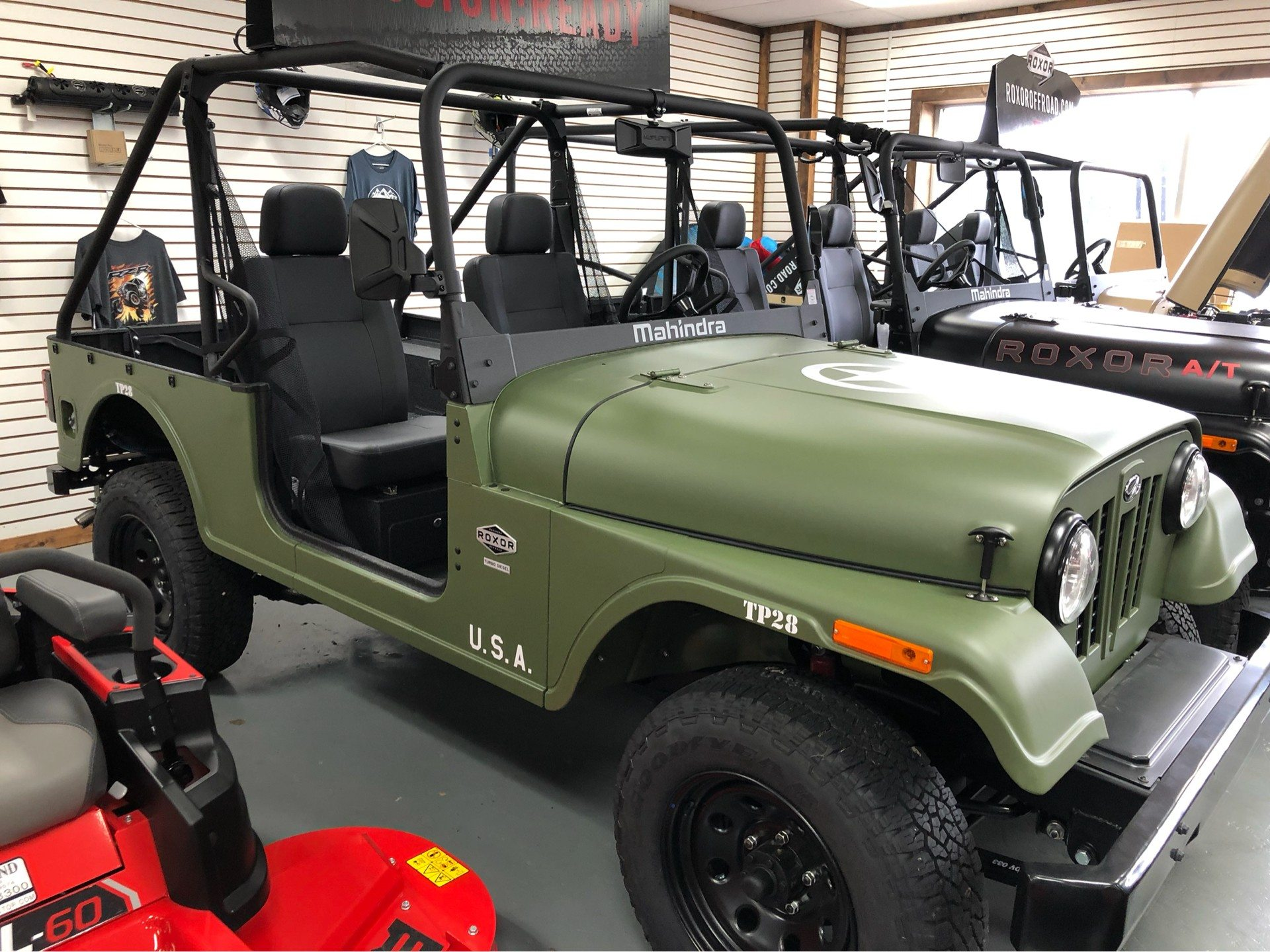 2019 Mahindra Automotive North America ROXOR Offroad in Saucier, Mississippi - Photo 4