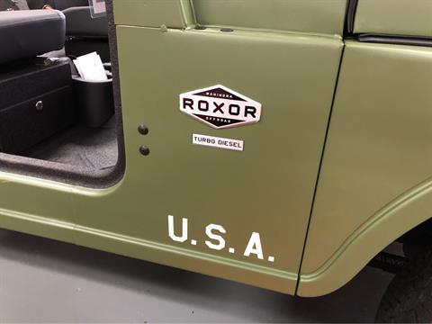 2019 Mahindra Automotive North America ROXOR Offroad in Saucier, Mississippi - Photo 5